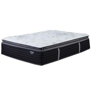 Twin Plush Pillow Top Pocketed Coil Mattress