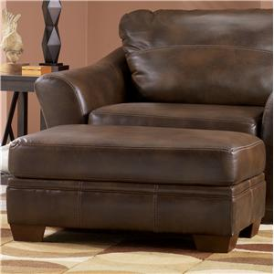 Signature Design by Ashley Furniture Del Rio DuraBlend - Sedona Ottoman