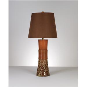 "'Jasmine"" Pair of lamps"