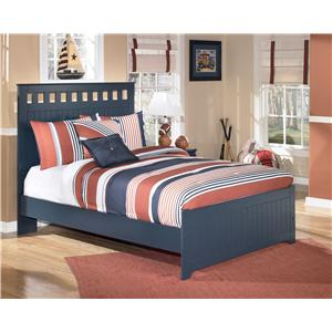 Full Panel Headboard and Footboard Bed
