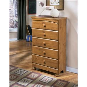 Signature Design by Ashley Stages Chest of Drawers
