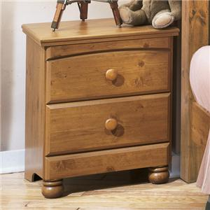 Signature Design by Ashley Stages Nightstand
