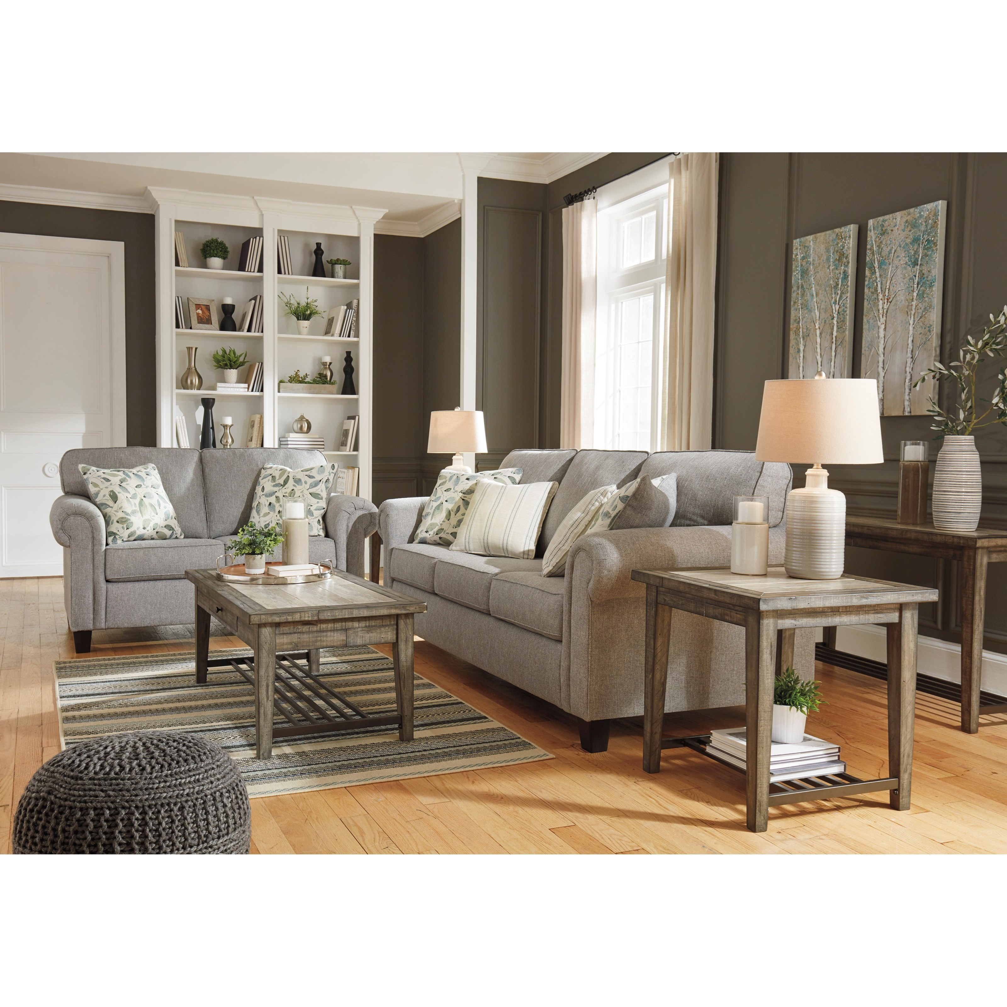Alandari Stationary Living Room Group by Signature Design by Ashley at Lynn's Furniture & Mattress