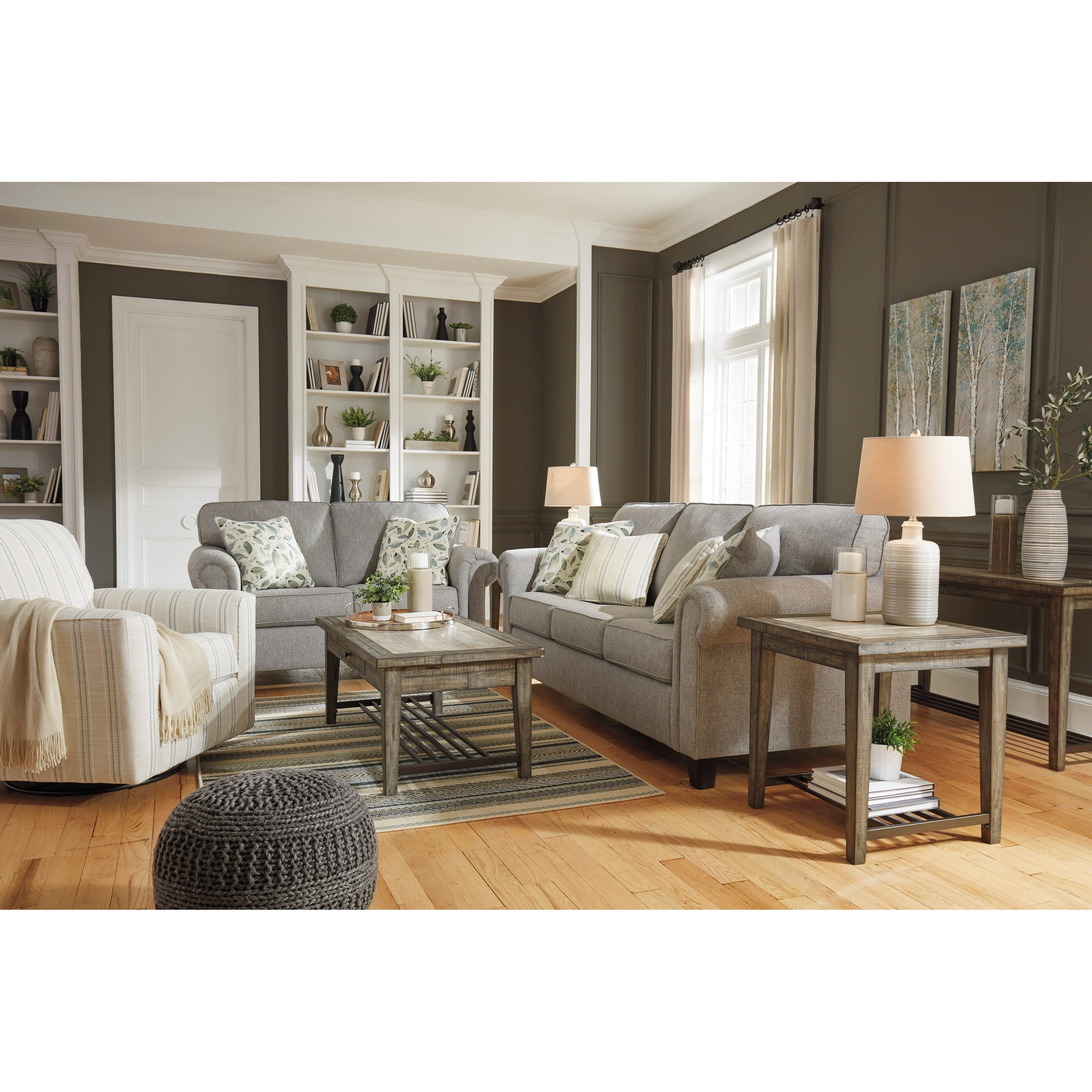 Alandari Stationary Living Room Group by Signature Design by Ashley at Gill Brothers Furniture