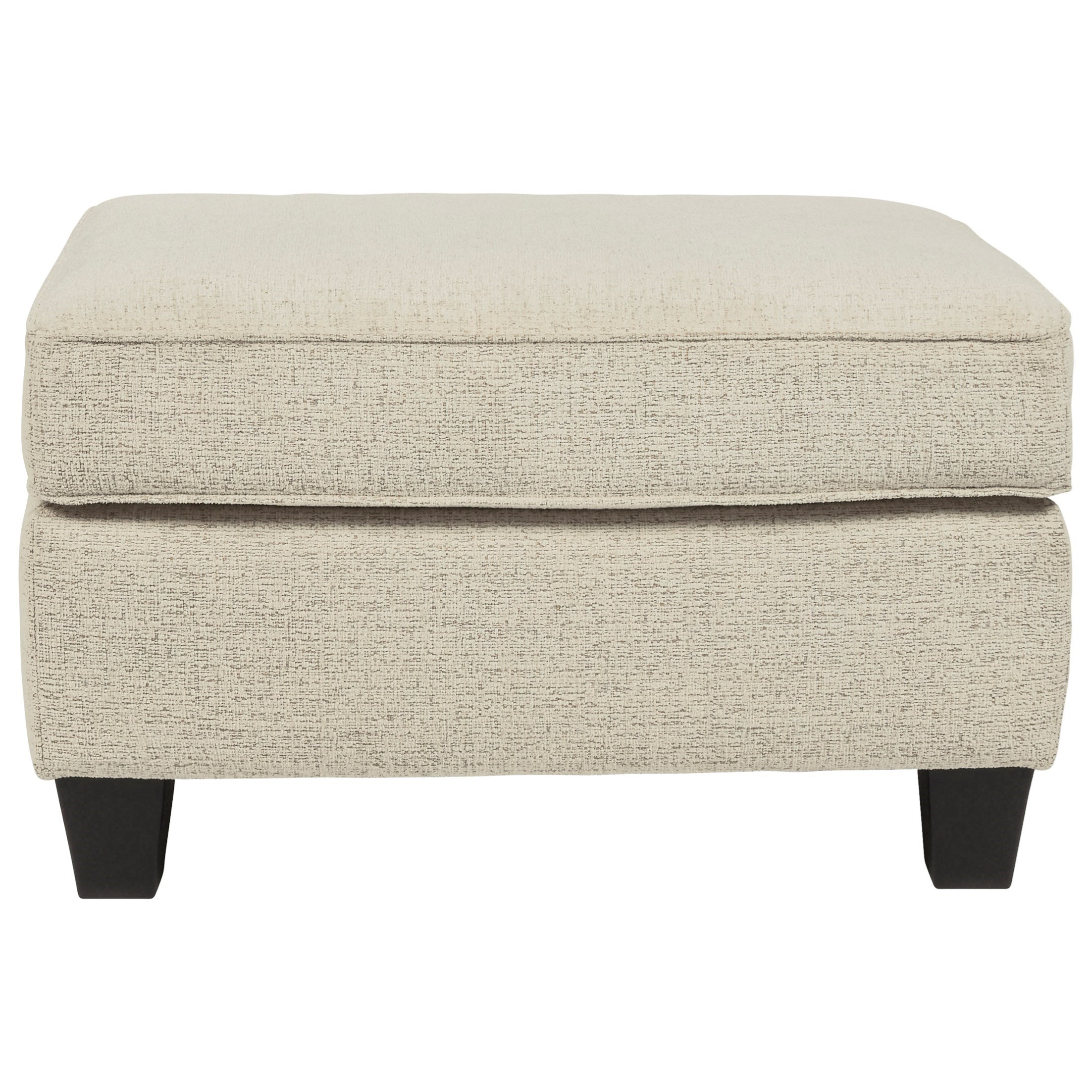 Abinger Ottoman by Signature Design by Ashley at Factory Direct Furniture