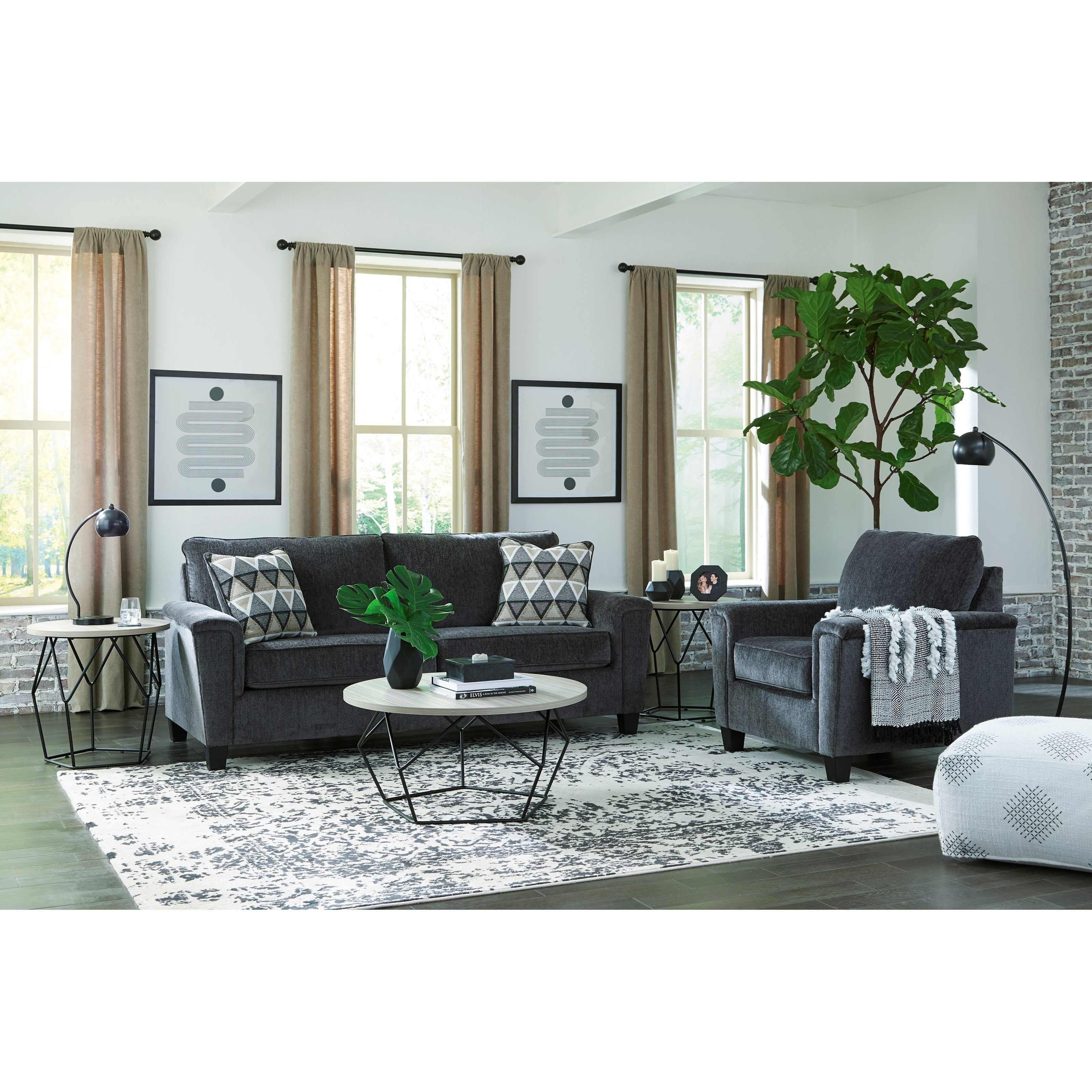 Abinger Living Room Group by Signature Design by Ashley at Furniture Superstore - Rochester, MN