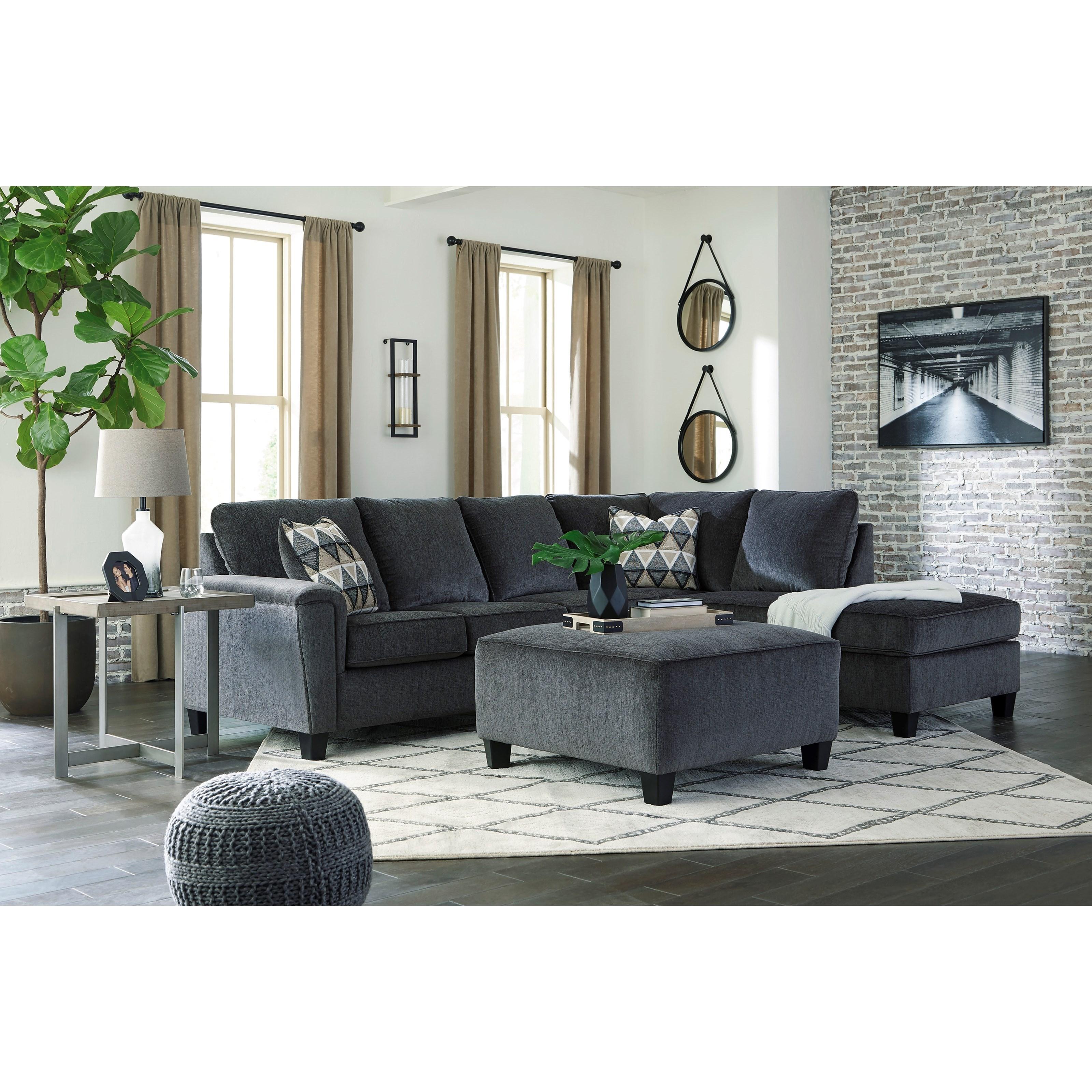 Abinger Living Room Group at Van Hill Furniture