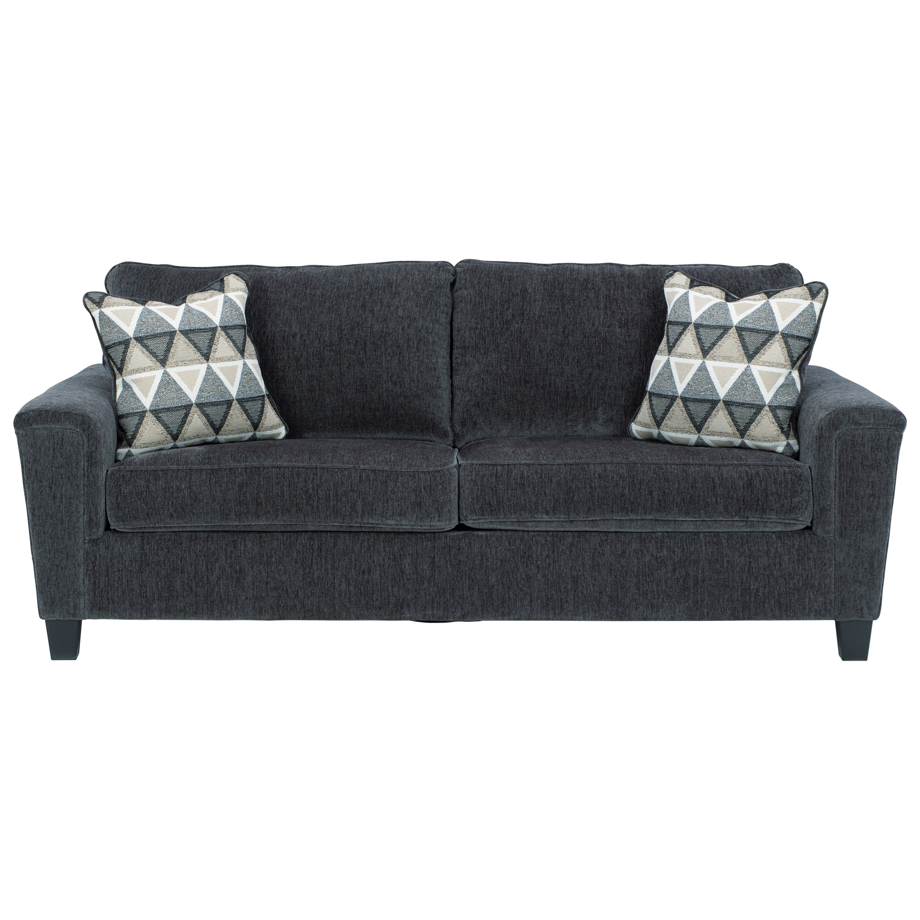 Abinger Queen Sofa Sleeper by Signature Design by Ashley at Beck's Furniture