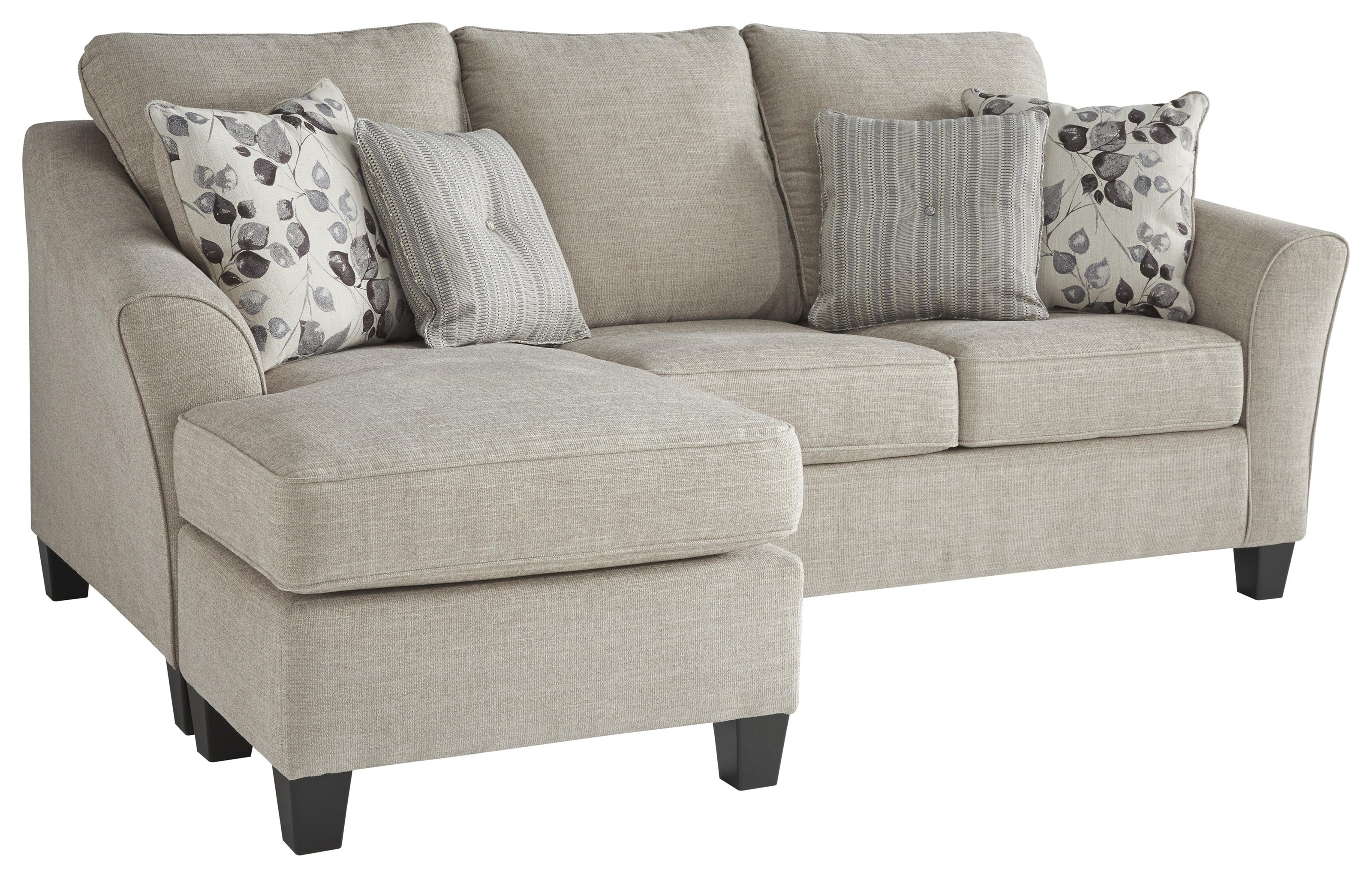 Abney Abney Sofa Chaise by Ashley at Morris Home