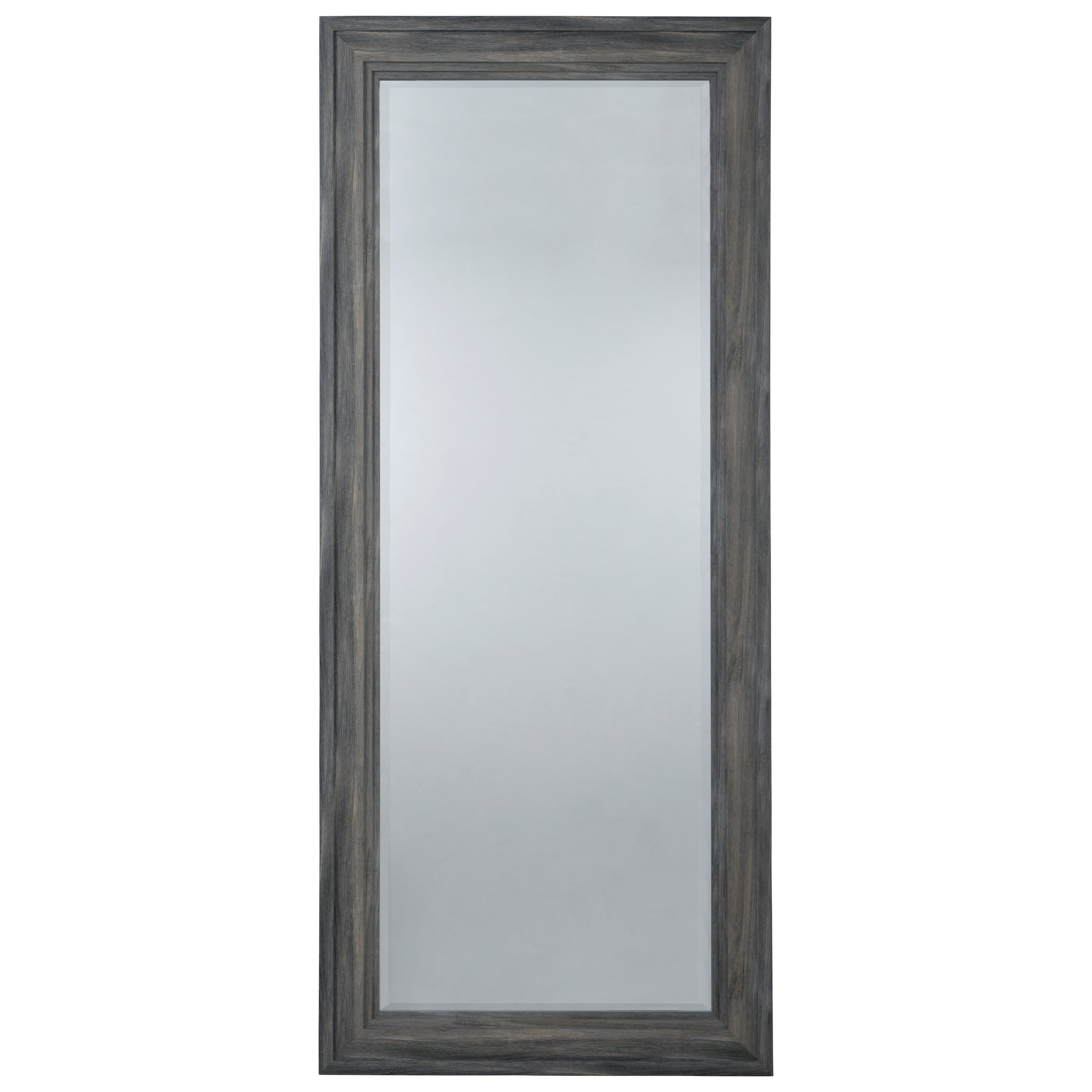 Accent Mirrors Jacee Antique Gray Floor Mirror by Signature Design by Ashley at Sparks HomeStore