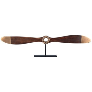 Devyn Brown Propeller Sculpture