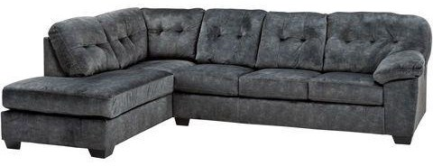 Accrington Sectional with Left Chaise & Queen Sleeper by Signature Design by Ashley at Value City Furniture