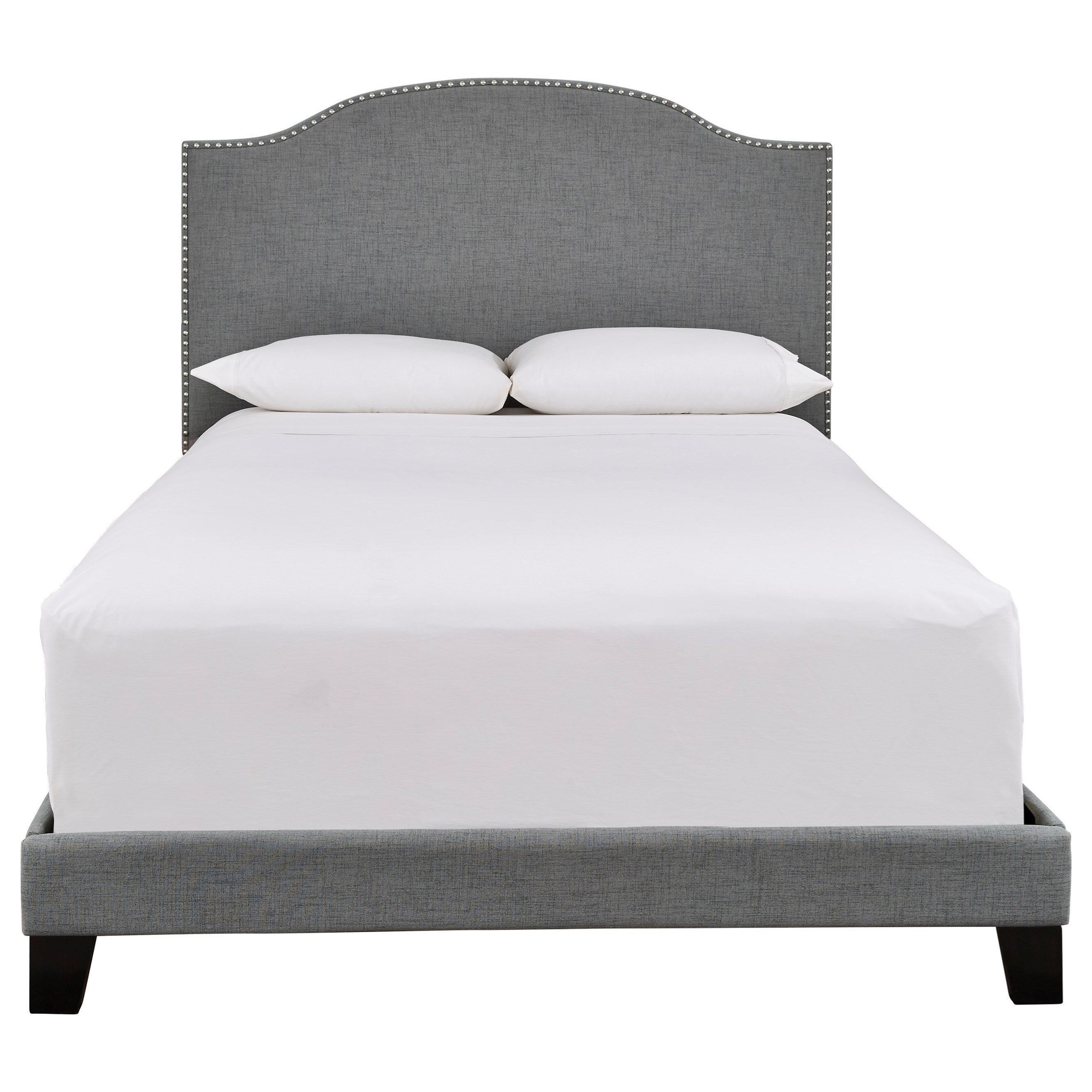 Adelloni King Upholstered Bed by Ashley (Signature Design) at Johnny Janosik