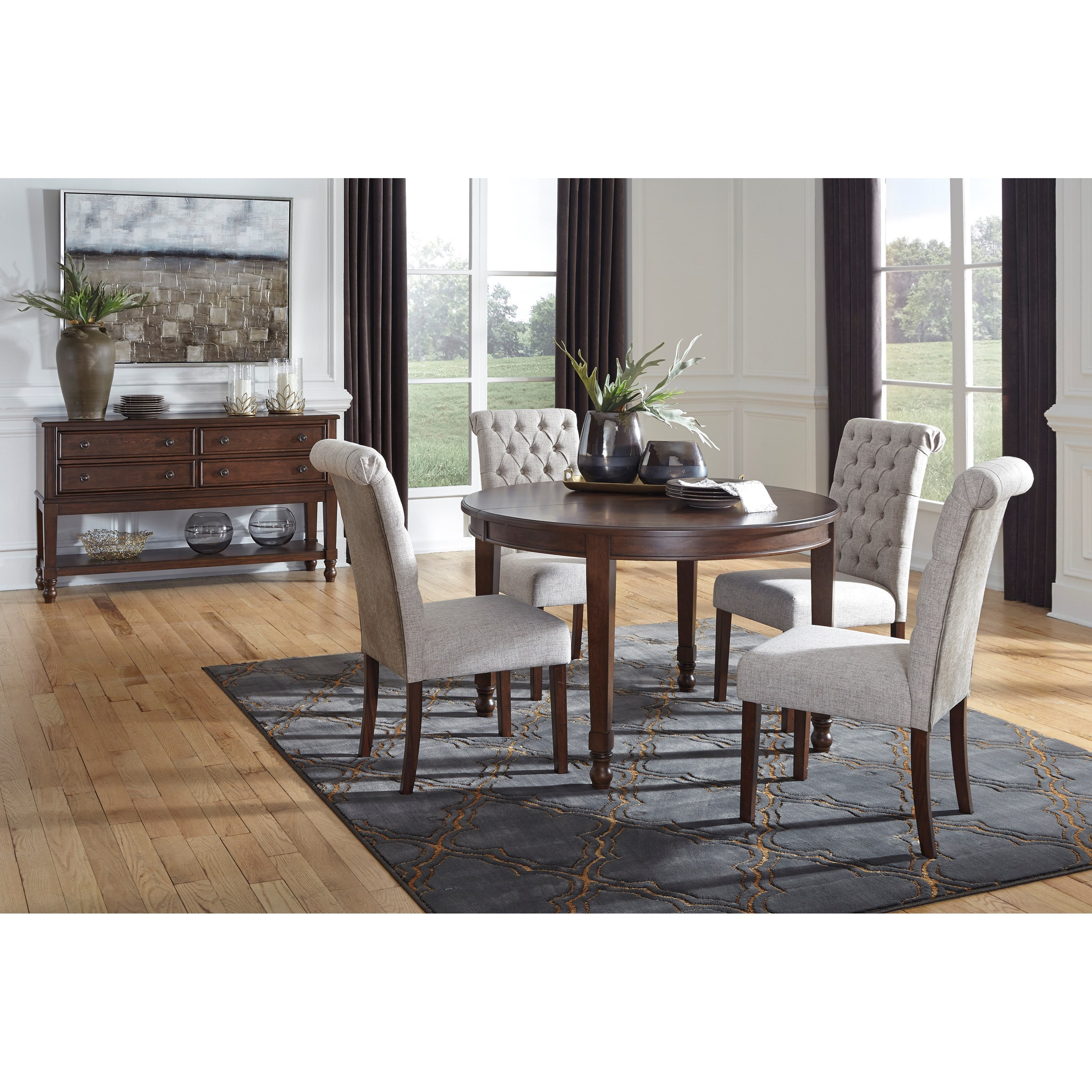 Adinton Casual Dining Room Group by Signature Design by Ashley at Houston's Yuma Furniture