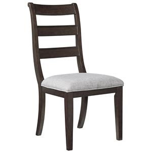 Dining Room UPH Ladderback Side Chair