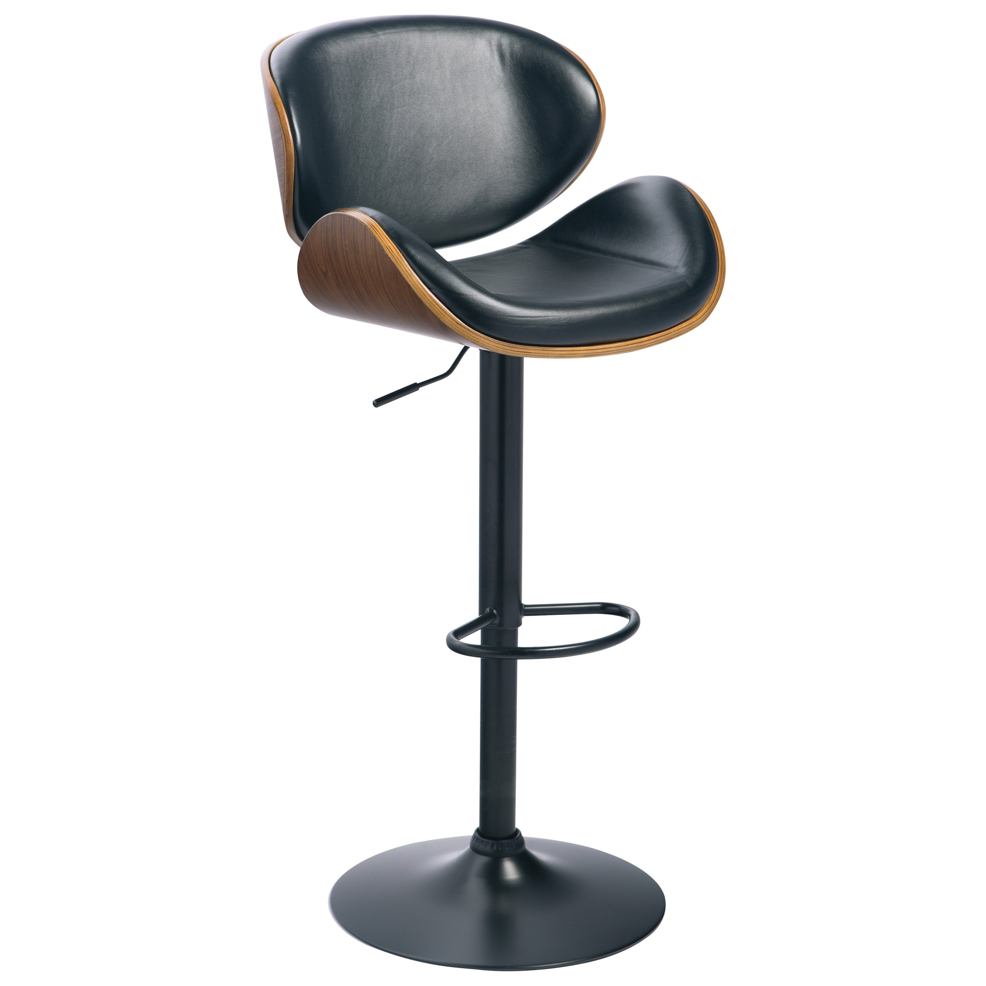 Bellatier Tall Upholstered Swivel Barstool by Signature Design by Ashley at Furniture Fair - North Carolina