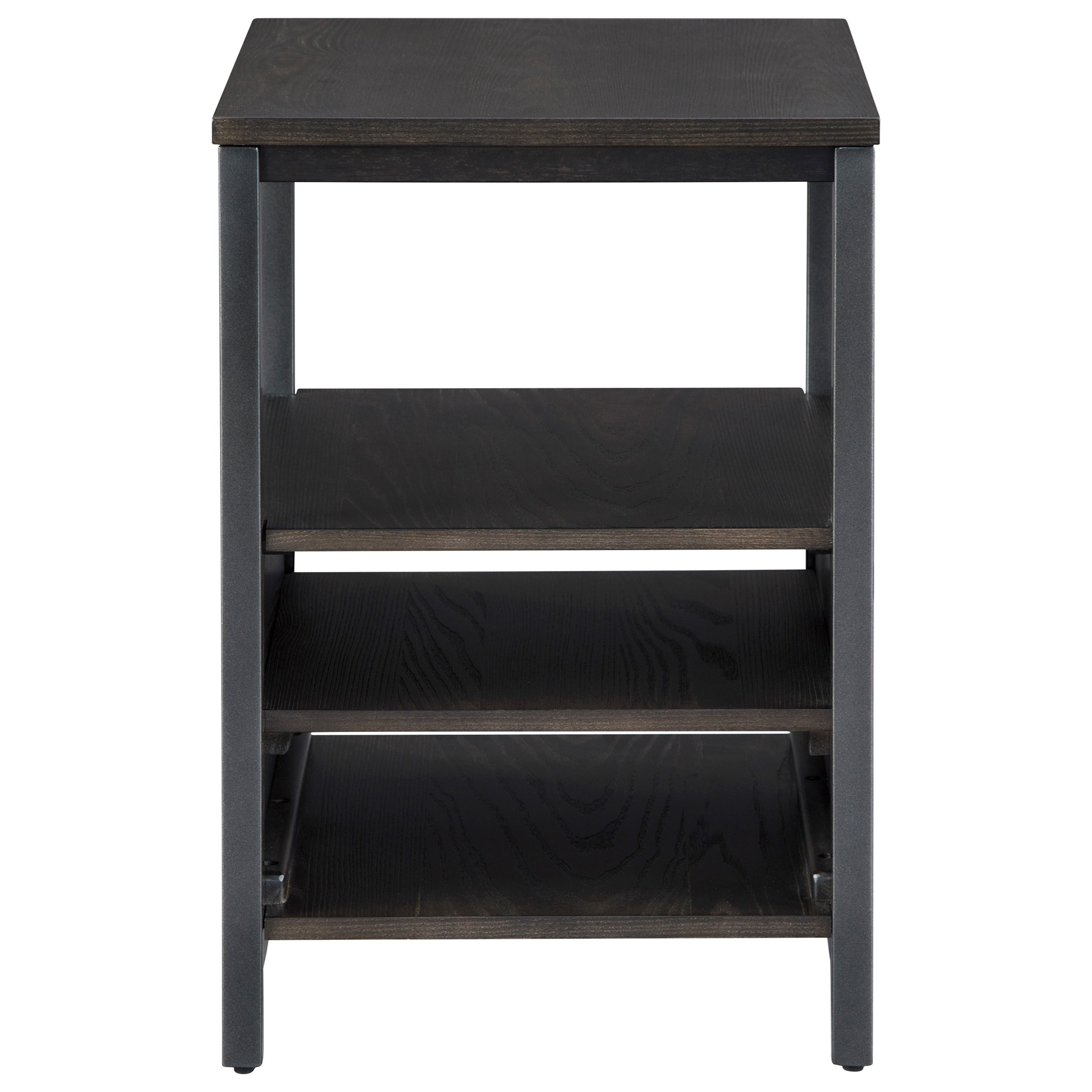 Airdon Chairside End Table by Signature Design by Ashley at Pilgrim Furniture City