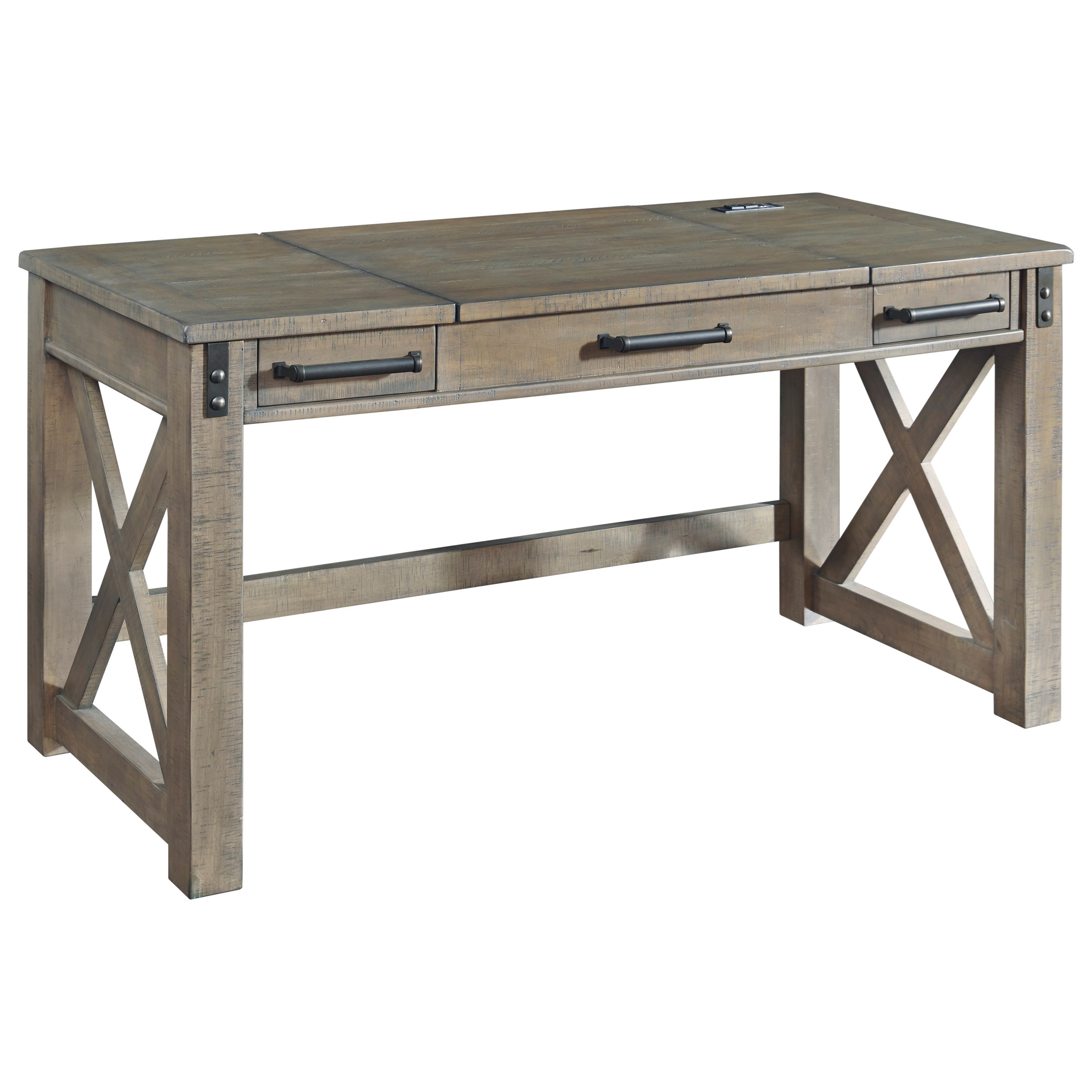 Aldwin Home Office Lift Top Desk by Vendor 3 at Becker Furniture