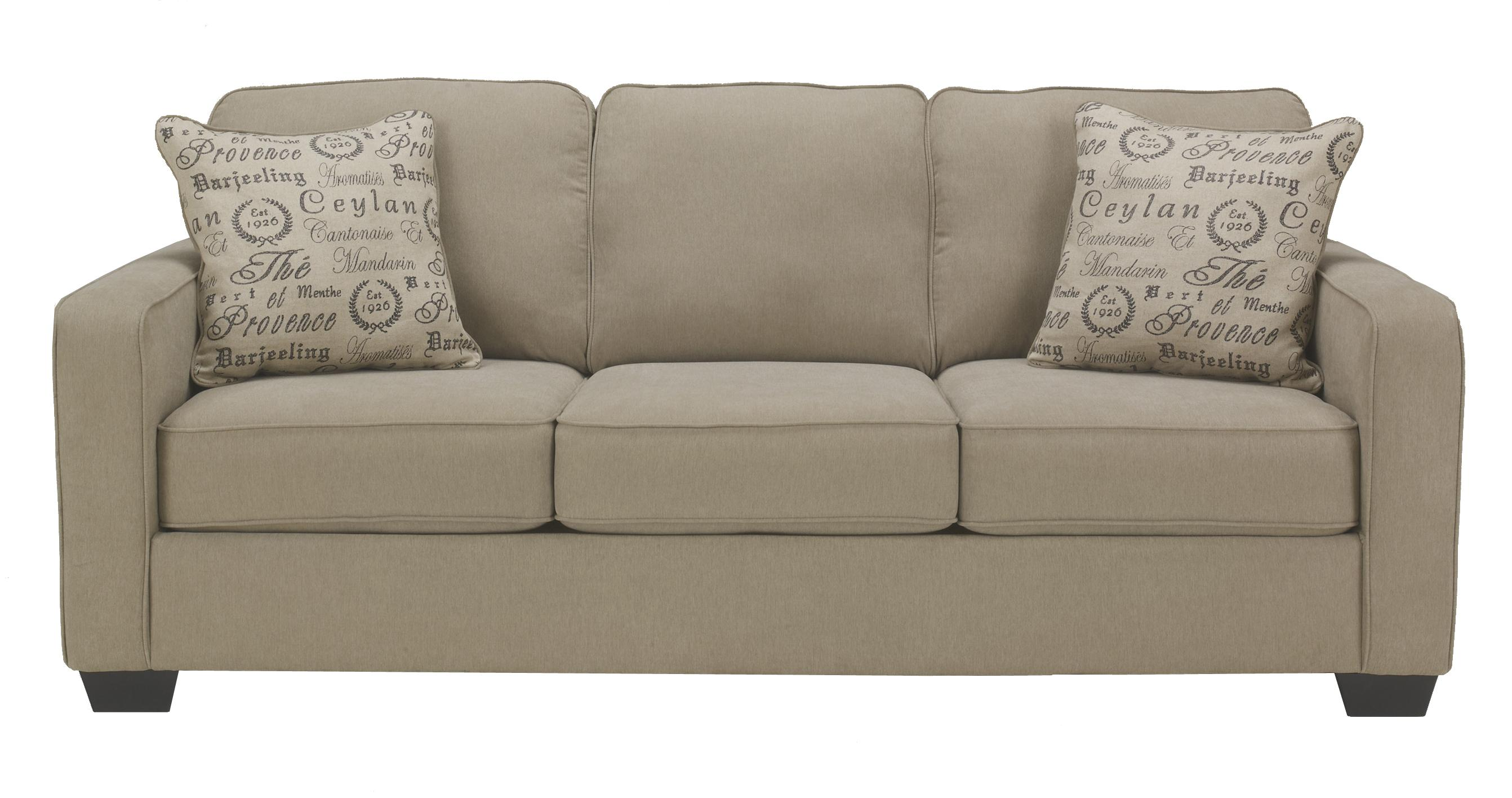 Alenya - Quartz Sofa by Signature Design by Ashley at Zak's Warehouse Clearance Center