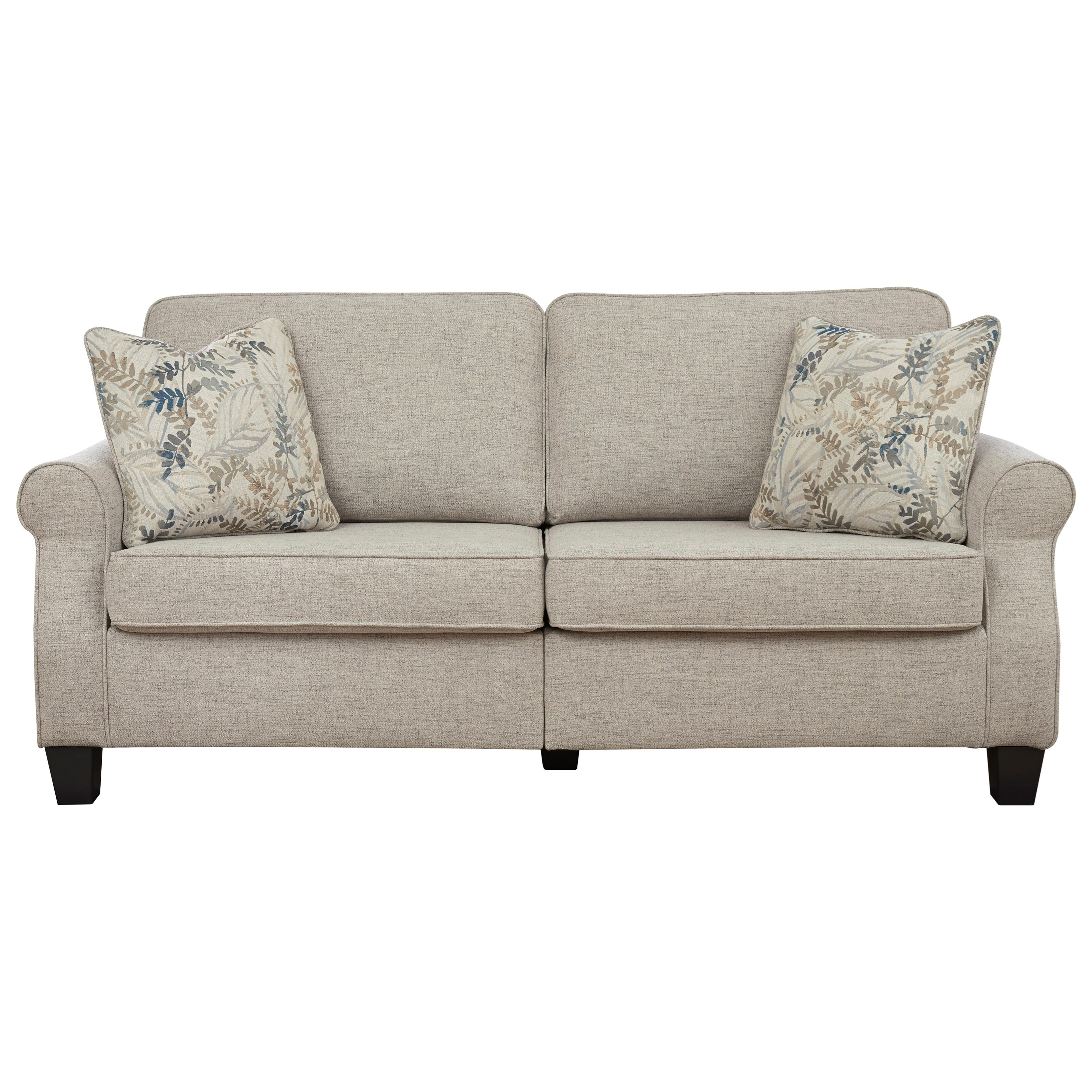 Alessio Sofa by Signature Design by Ashley at Lapeer Furniture & Mattress Center