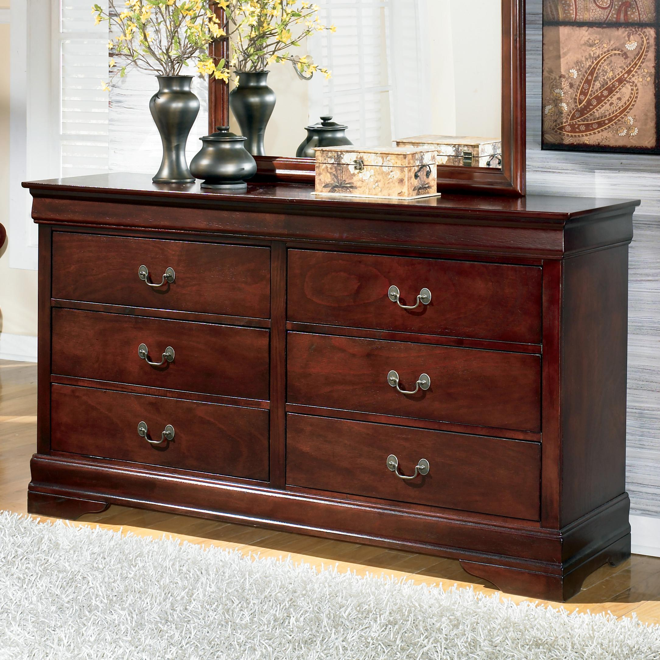 Alisdair Dresser by Signature Design by Ashley at Houston's Yuma Furniture