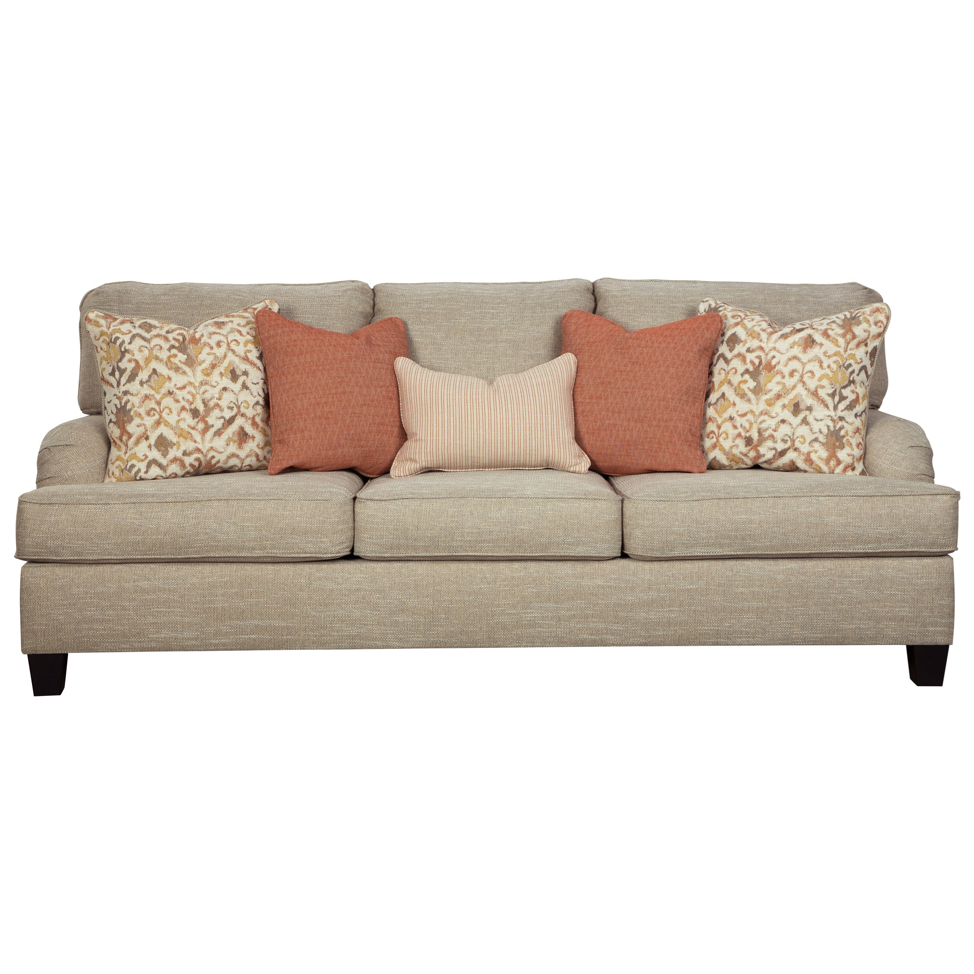 Almanza Queen Sofa Sleeper by Signature Design by Ashley at Household Furniture
