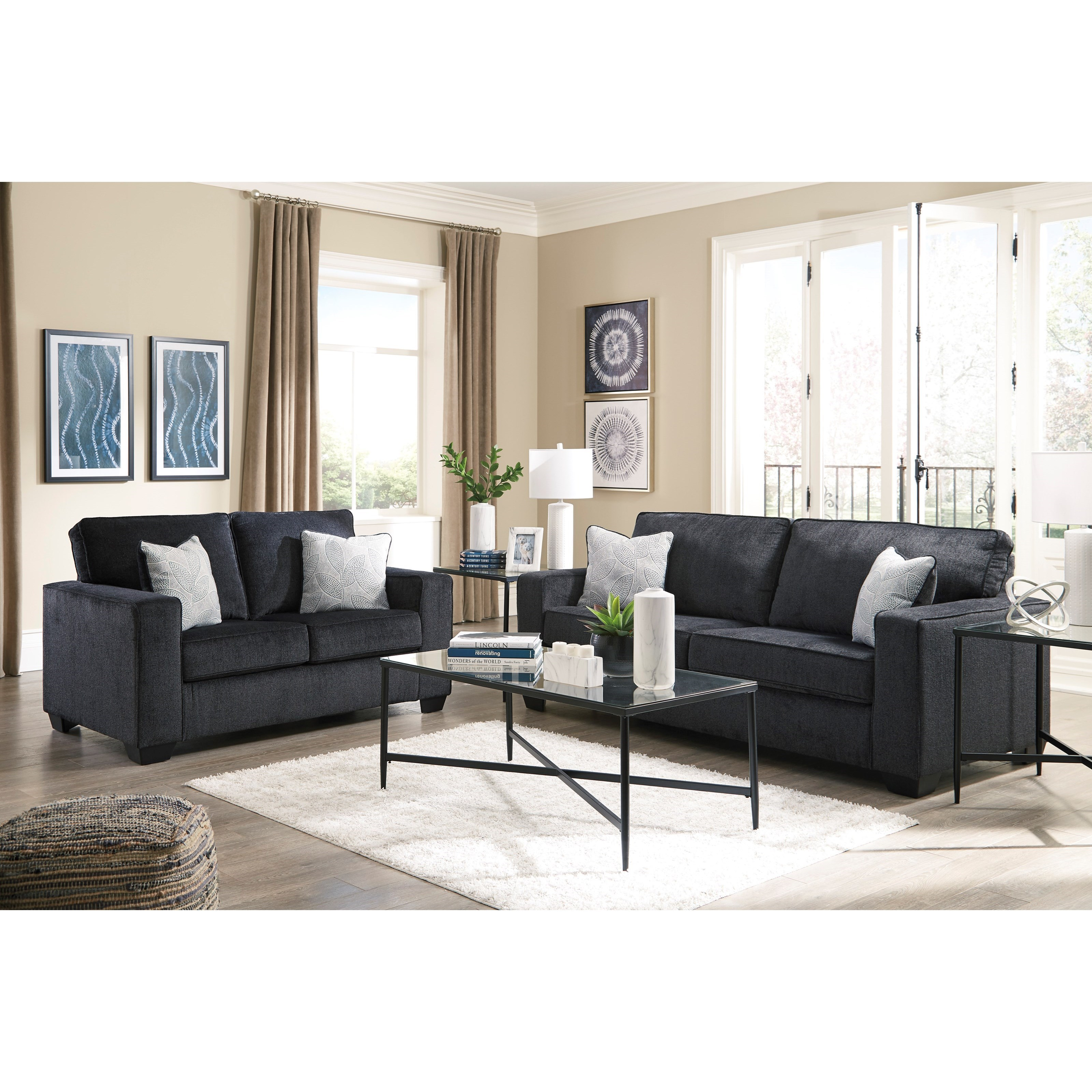 Altari Living Room Group by Ashley (Signature Design) at Johnny Janosik