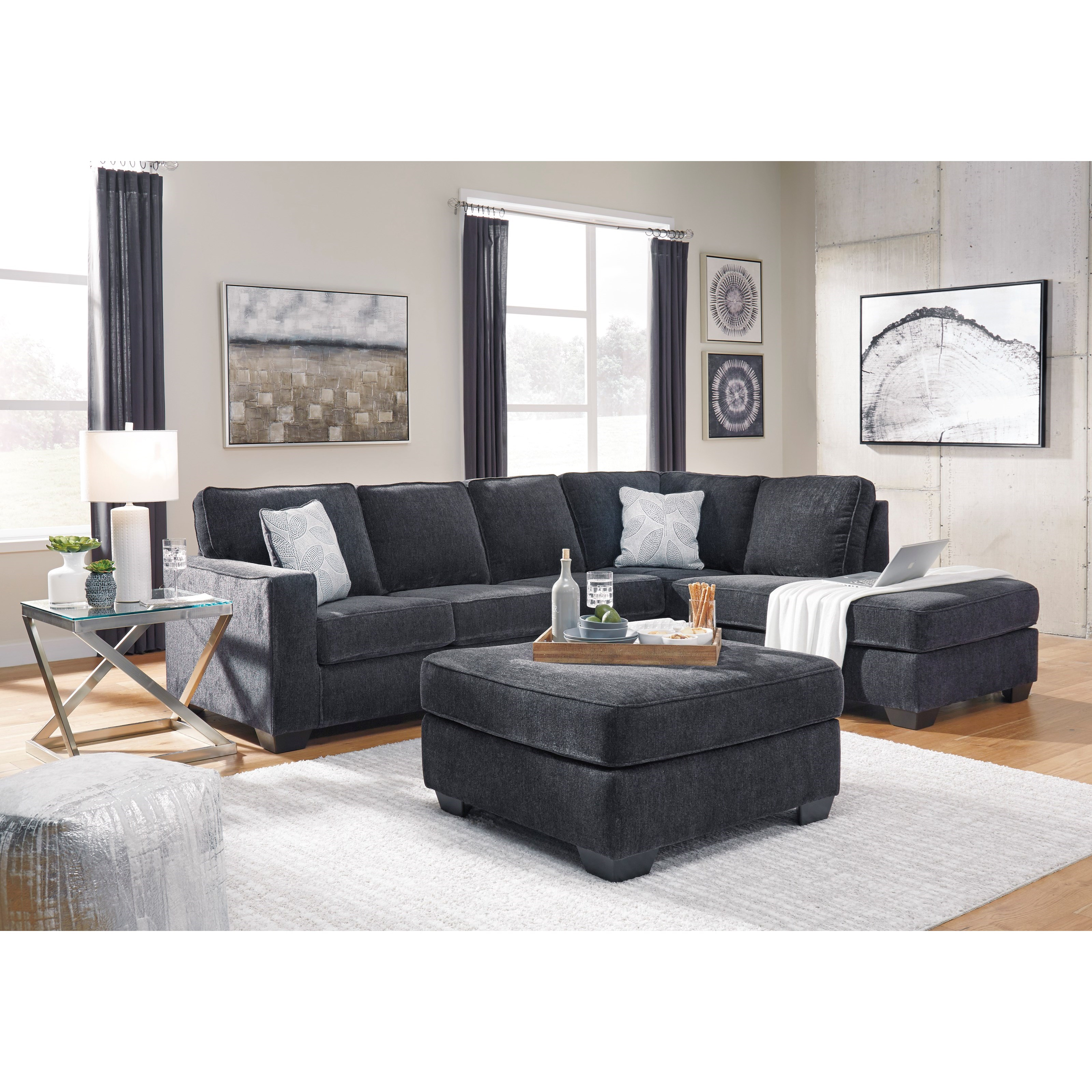 Altari Living Room Group by Signature Design by Ashley at Lapeer Furniture & Mattress Center
