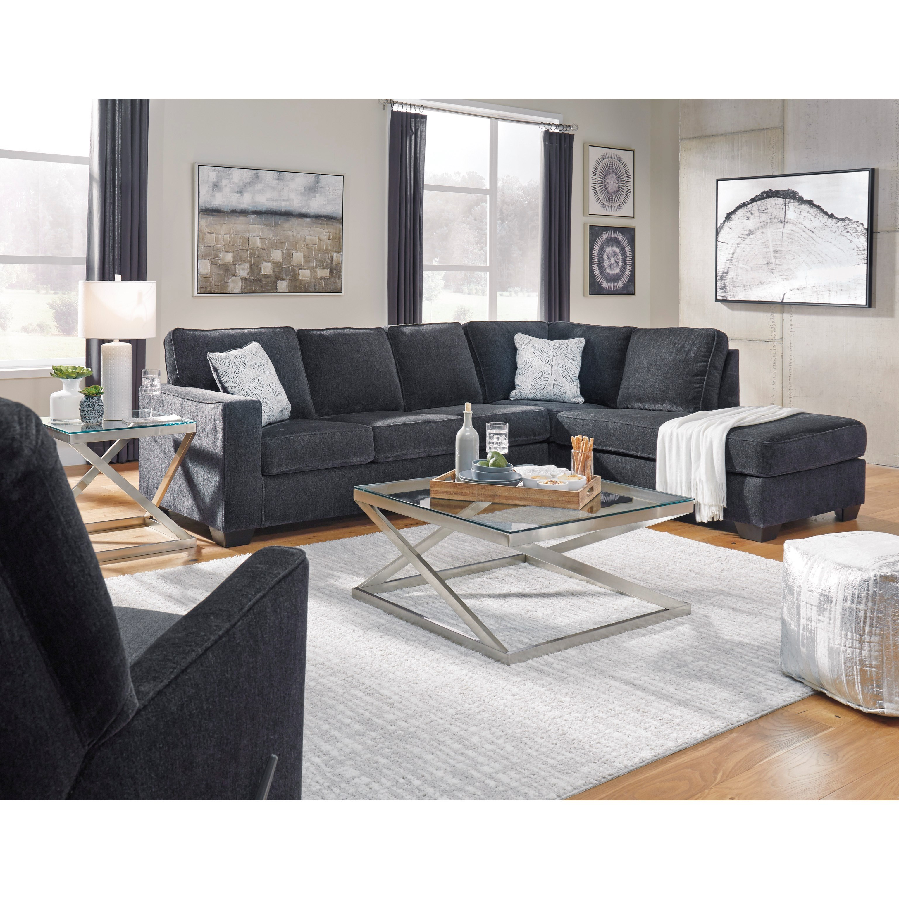 Altari Living Room Group by Signature Design by Ashley at Catalog Outlet