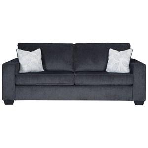 Altari Sofa with Accent Pillows
