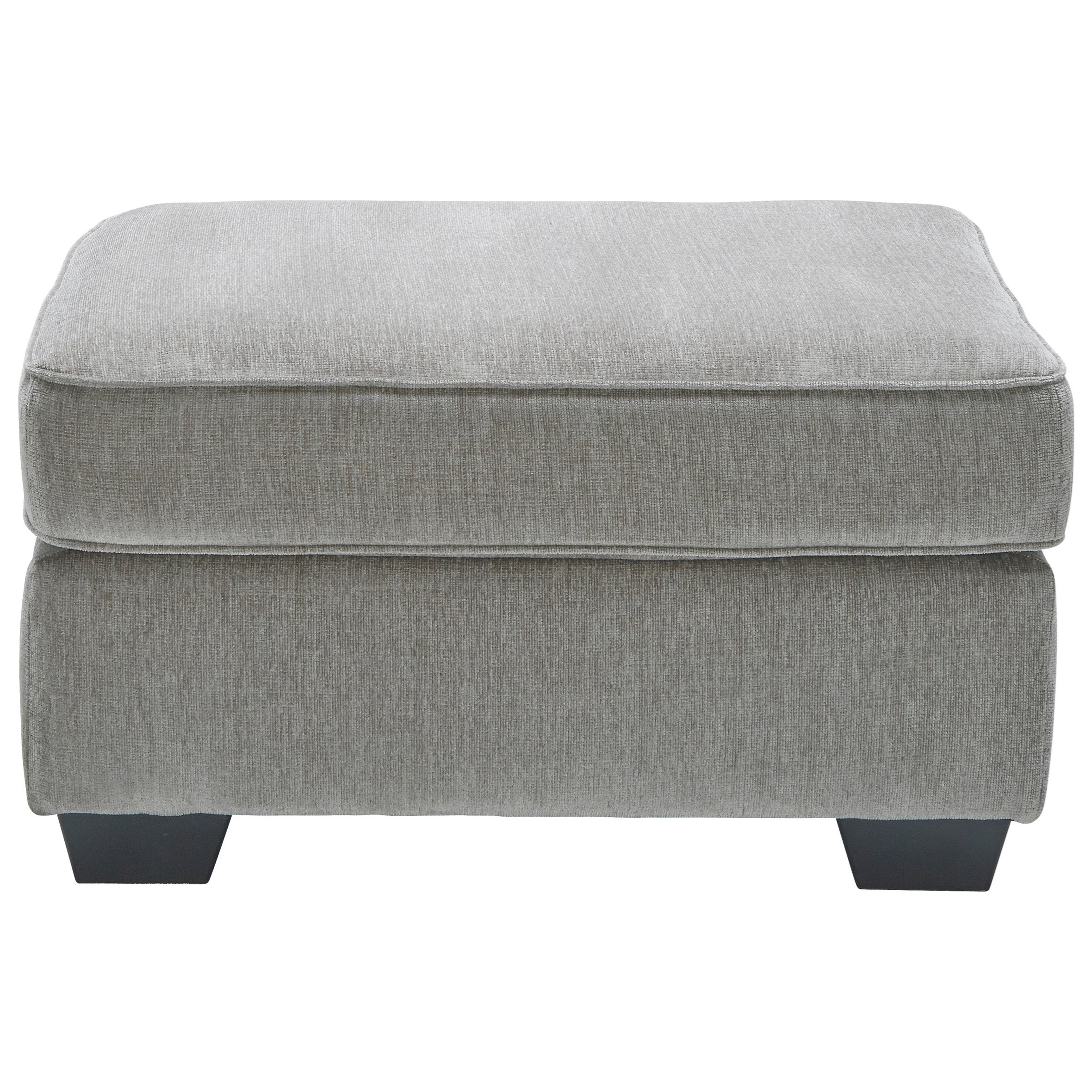 Altari Oversized Accent Ottoman by StyleLine at EFO Furniture Outlet