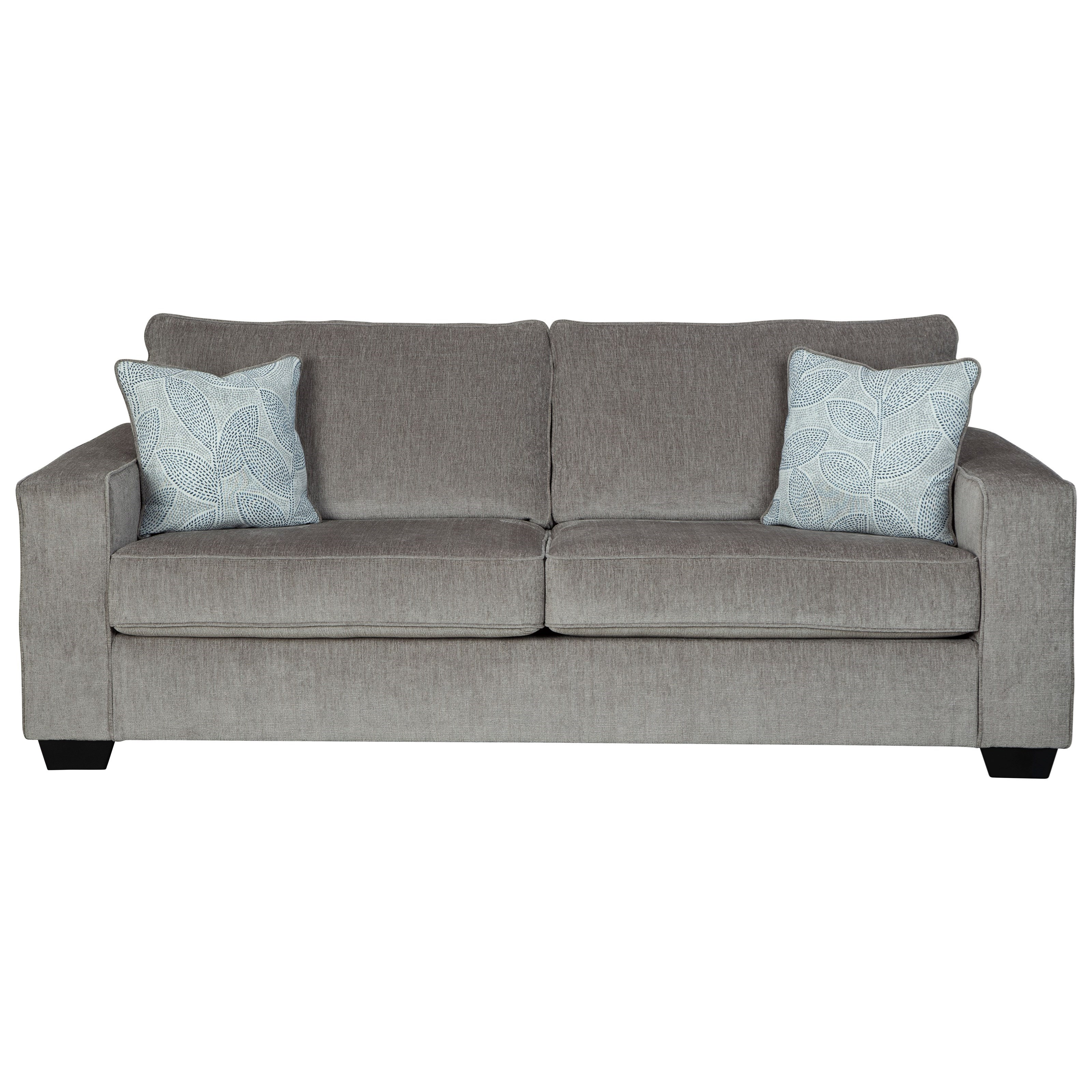 Altari Queen Sofa Sleeper by Signature Design by Ashley at Zak's Warehouse Clearance Center