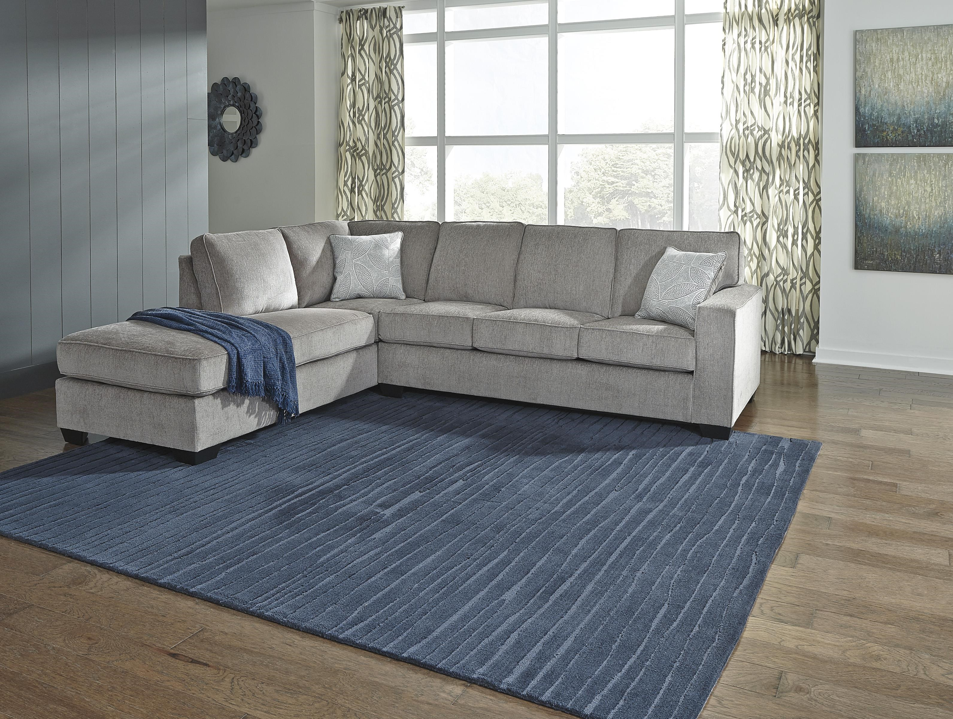 Altari 2 PC Sectional Set by Signature Design by Ashley at Sam Levitz Outlet