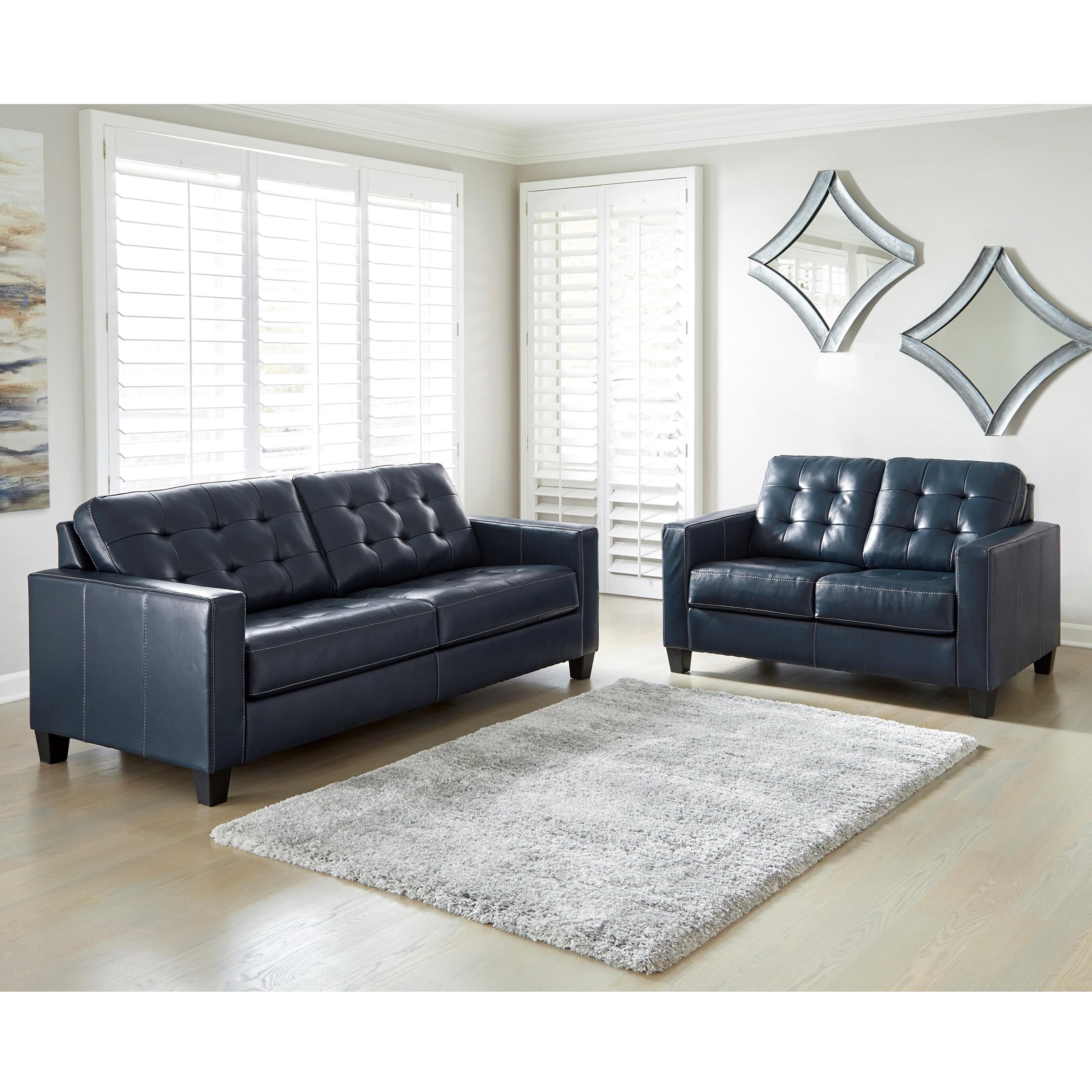 Altonbury Stationary Living Room Group by StyleLine at EFO Furniture Outlet