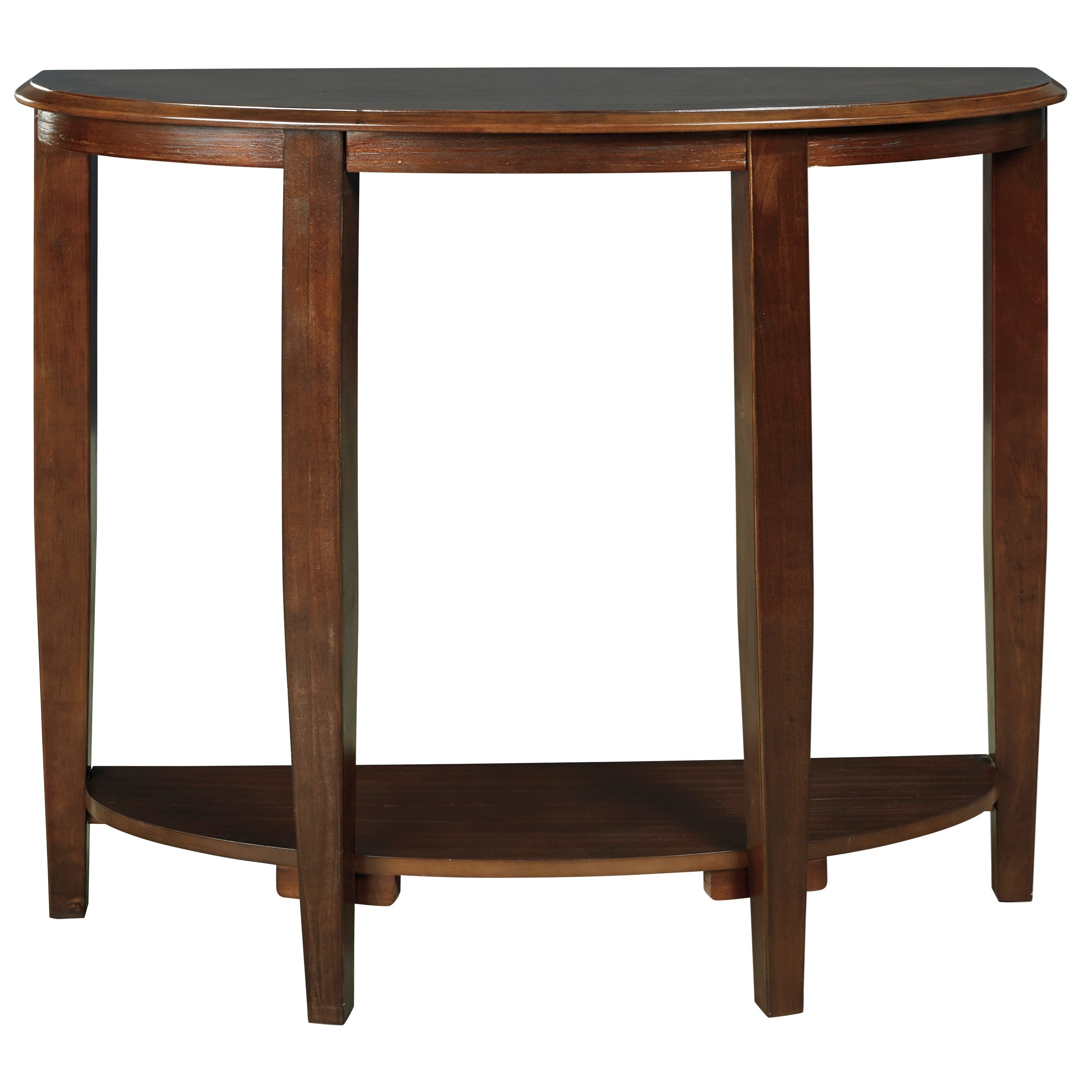 Altonwood Console Sofa Table by Signature at Walker's Furniture