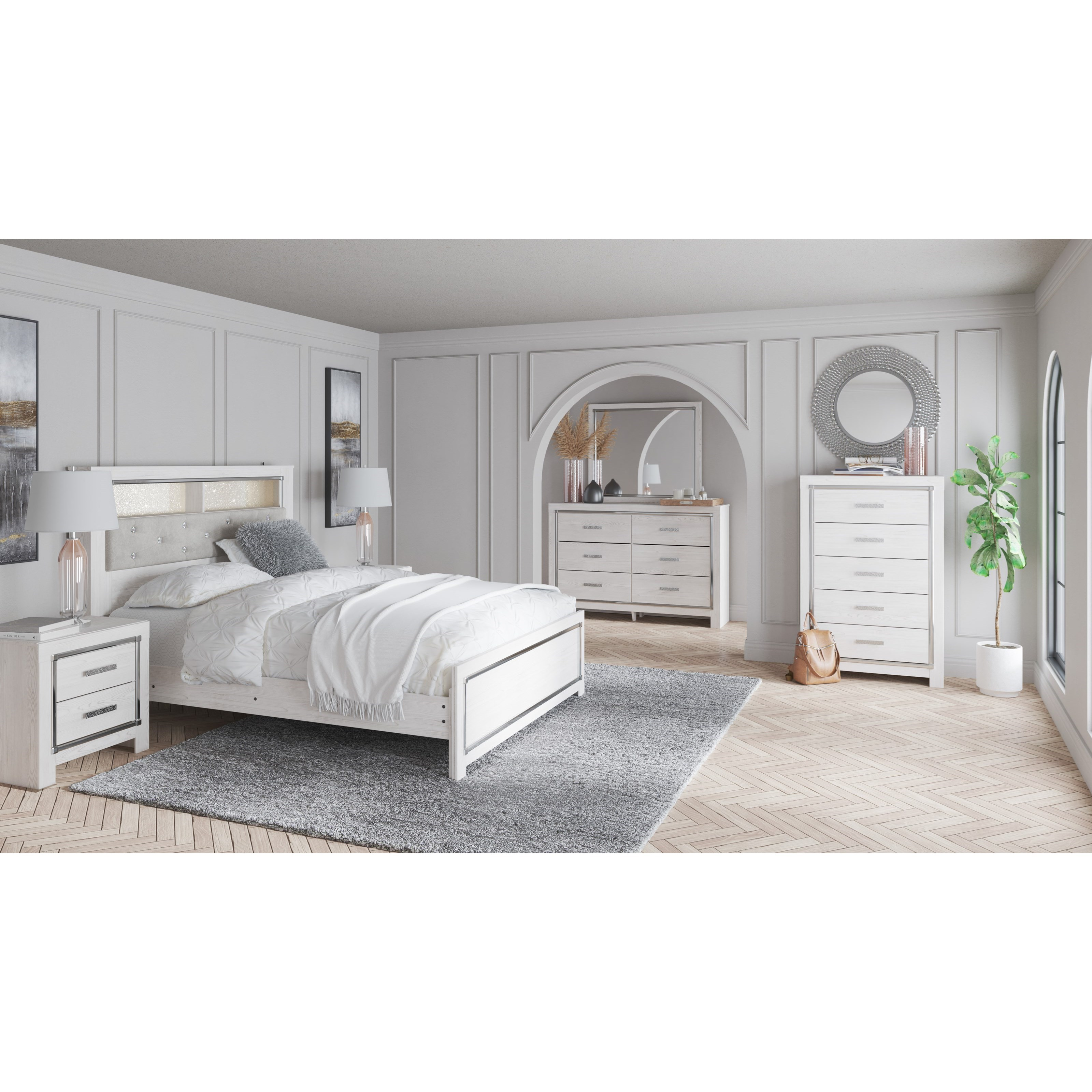 Altyra Twin Bedroom Group by Signature Design by Ashley at Zak's Warehouse Clearance Center