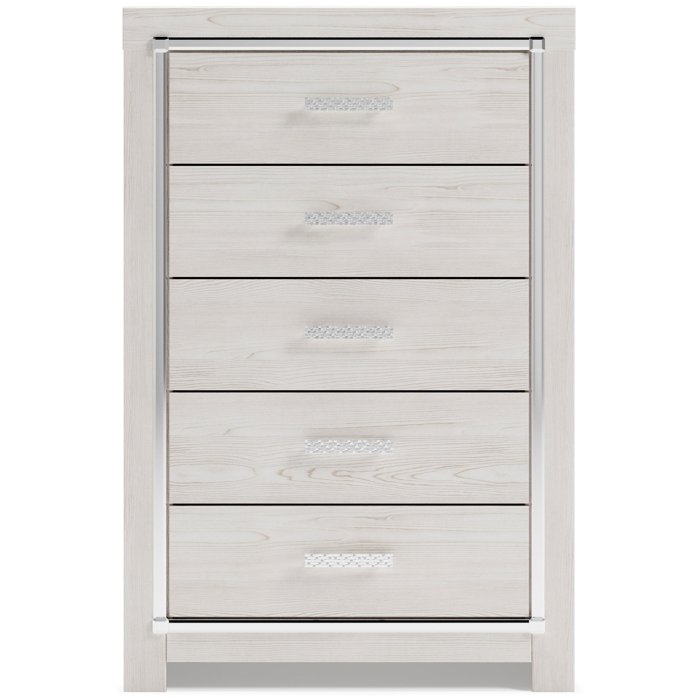 Altyra 5-Drawer Chest by Signature Design by Ashley at Simply Home by Lindy's