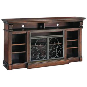 Signature Design by Ashley Alymere Extra Large TV Stand