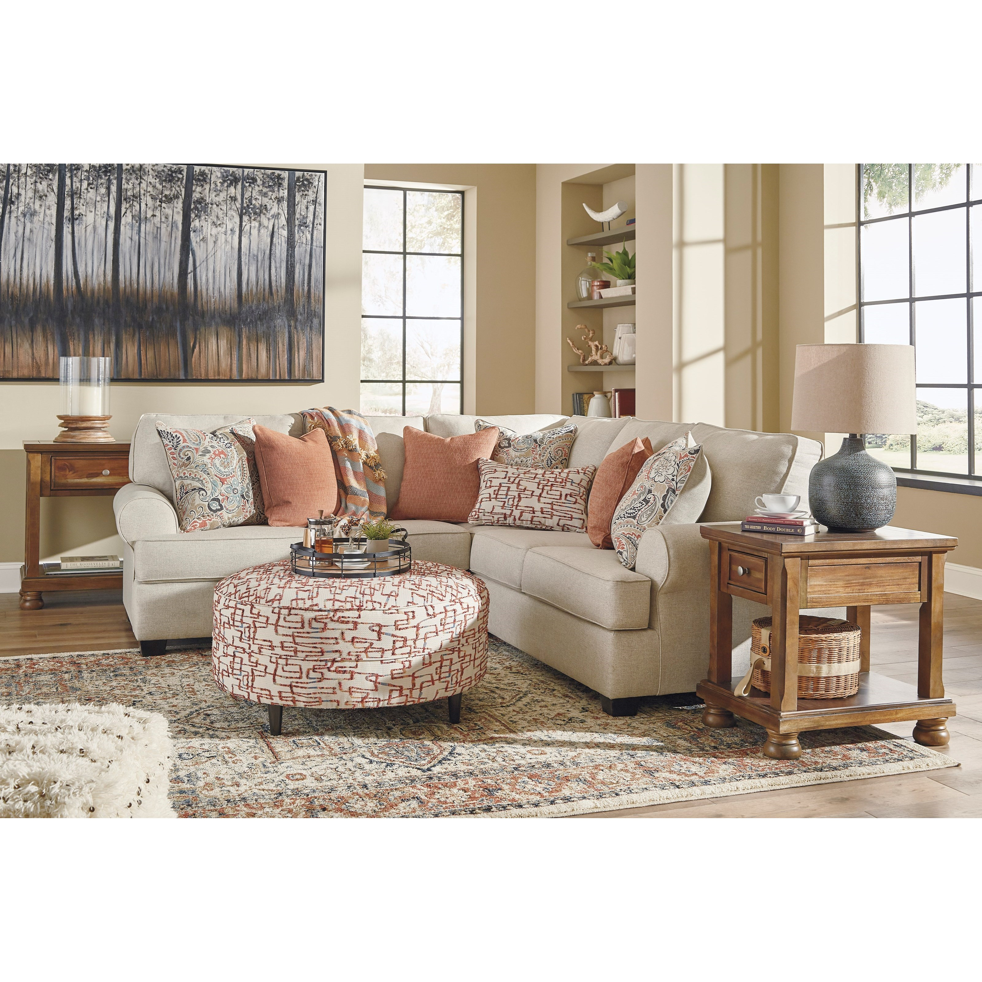 Amici Living Room Group by Signature Design by Ashley at Beds N Stuff