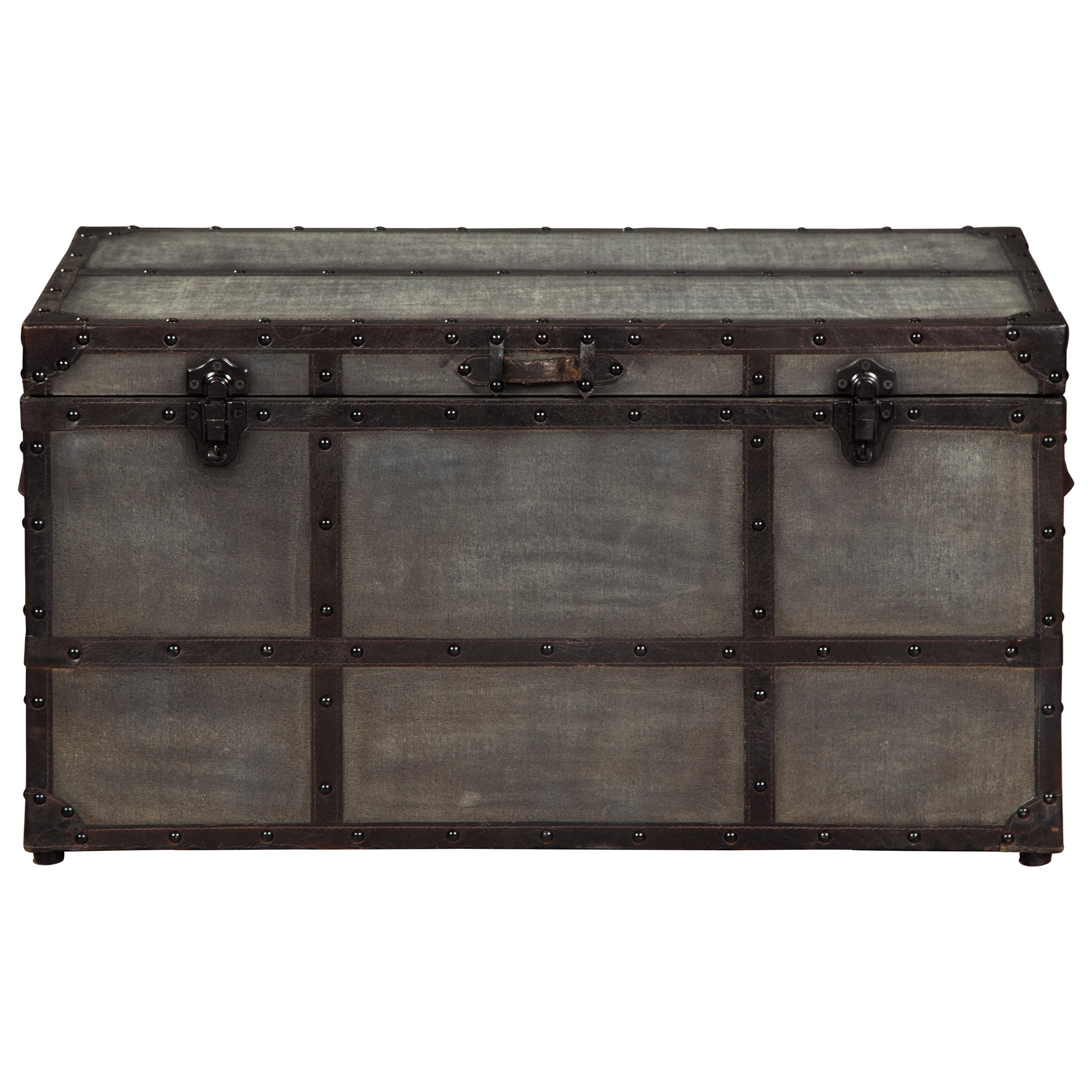 Amsel Storage Trunk by Signature Design by Ashley at Value City Furniture