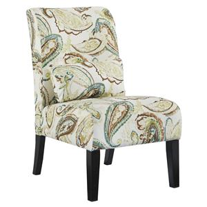 Signature Design by Ashley Annora - Paisley Accent Chair