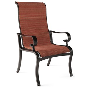 Set of 2 Outdoor Sling Chairs