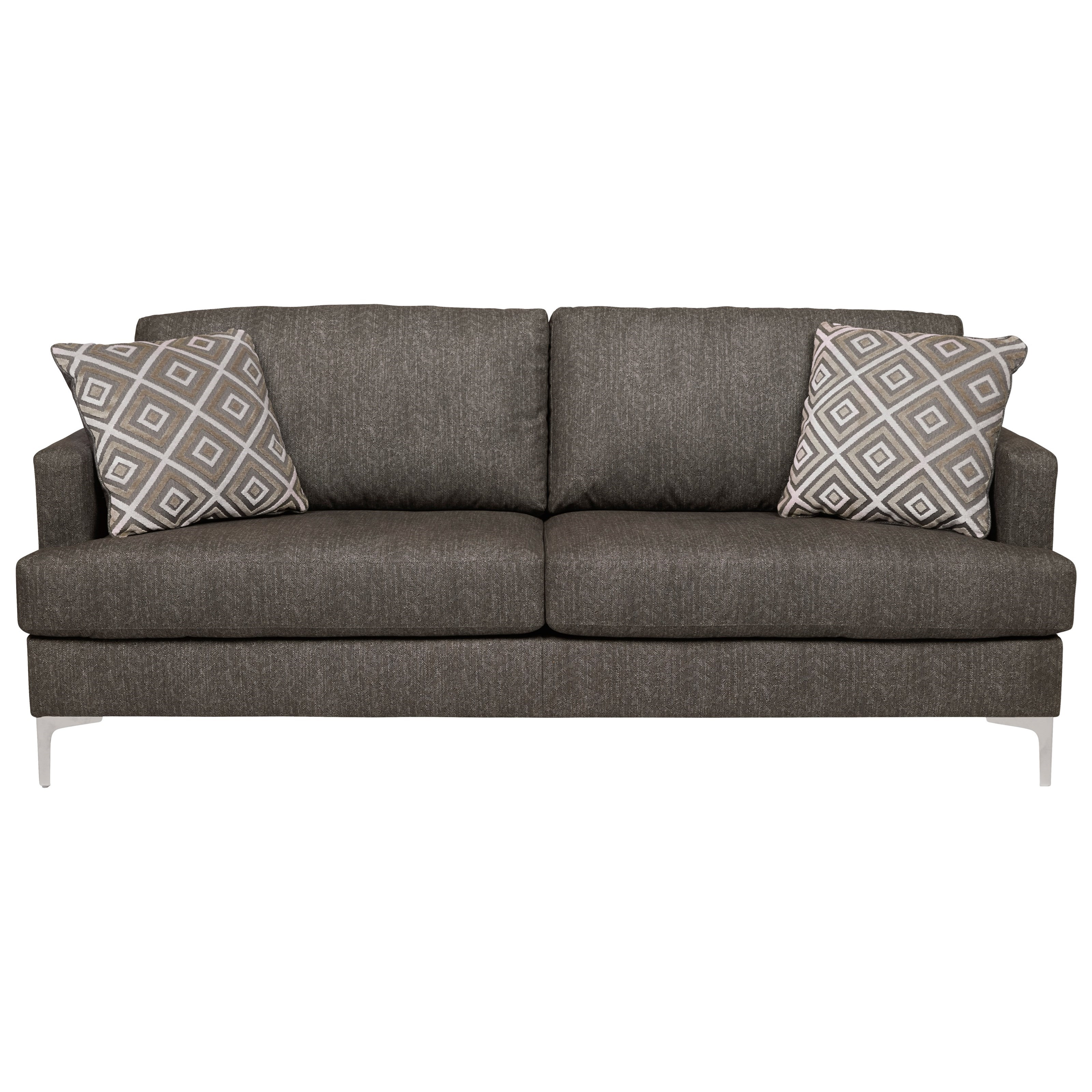 Arcola RTA Sofa by Signature Design by Ashley at Lapeer Furniture & Mattress Center