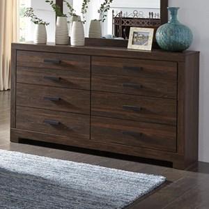 Modern Rustic Dresser