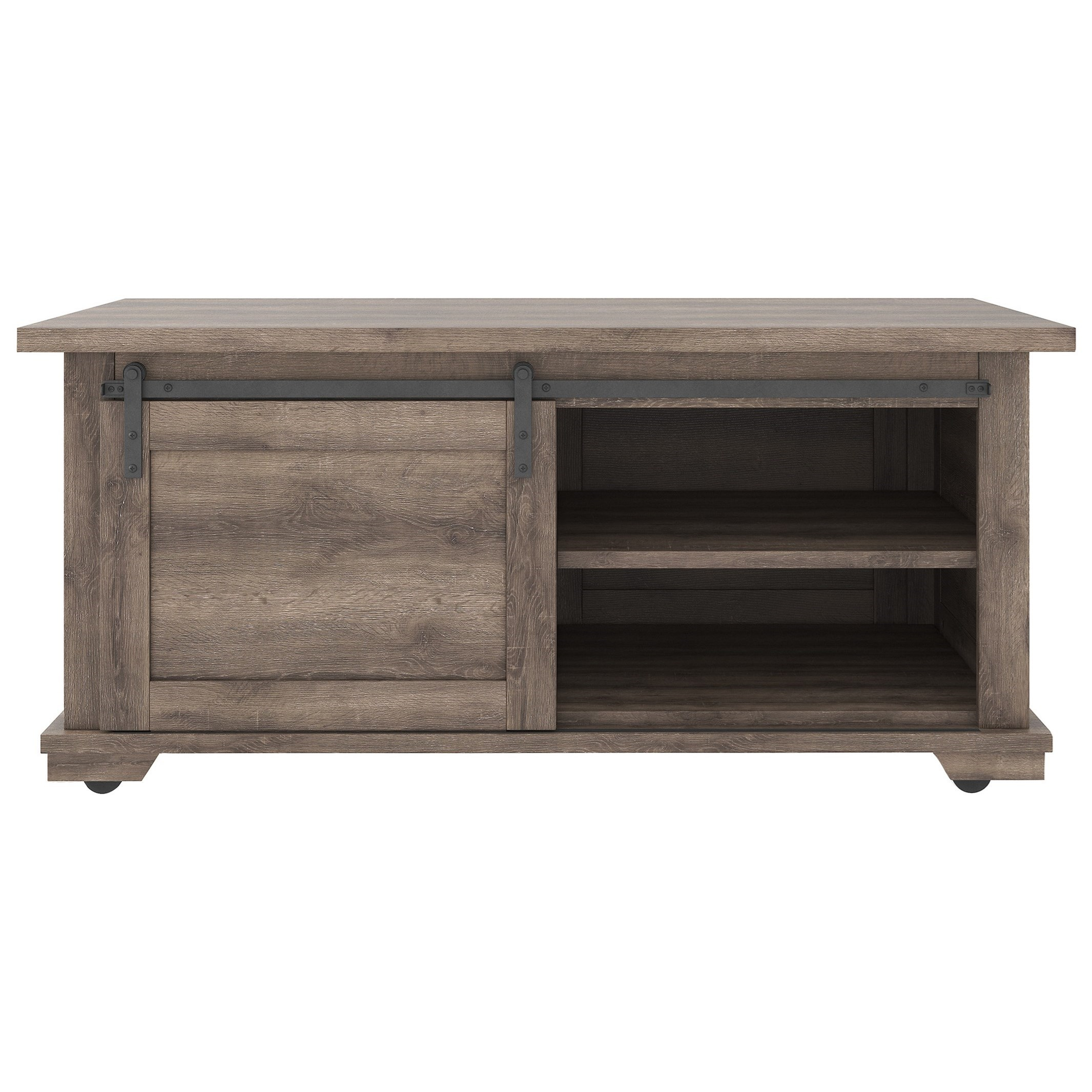Arlenbry Rectangle Cocktail Table by Signature Design by Ashley at Zak's Warehouse Clearance Center