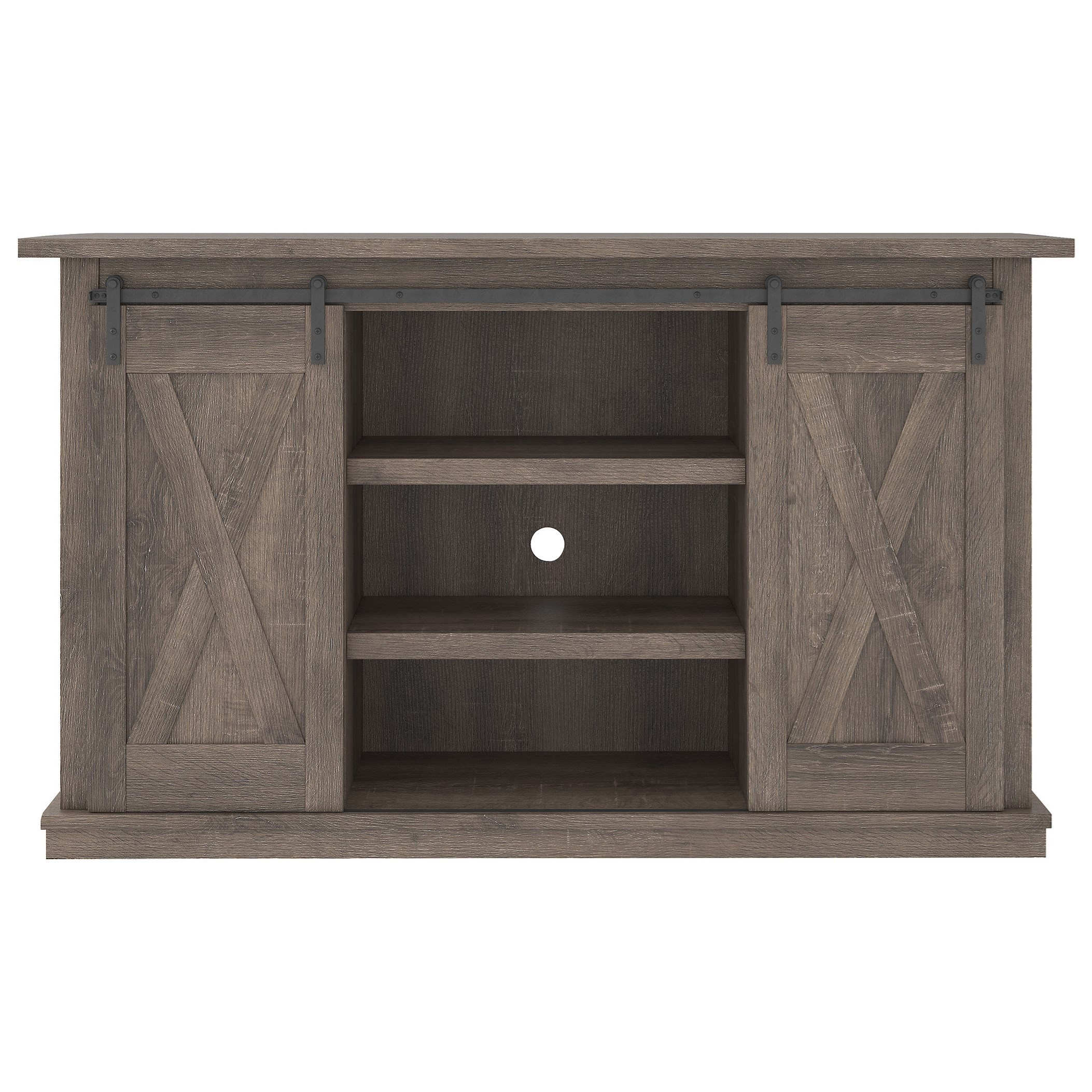 Arlenbry Medium TV Stand by Signature Design by Ashley at Lapeer Furniture & Mattress Center