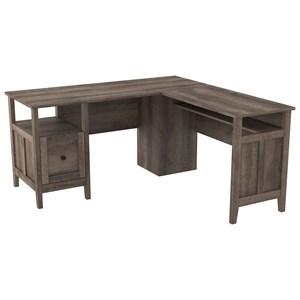 L-Shape Home Office Desk