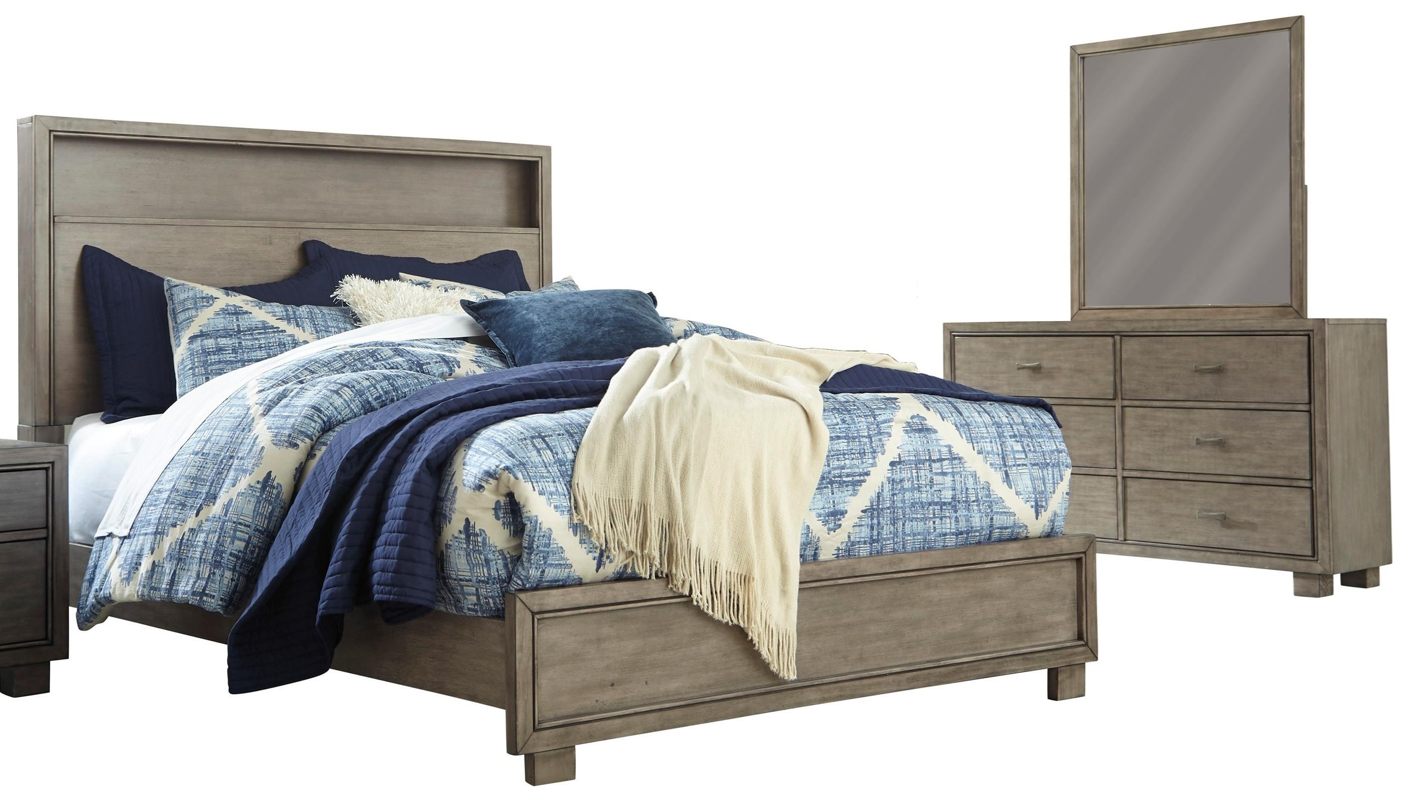 Arnett Queen Bedroom Group by Signature Design by Ashley at Simply Home by Lindy's