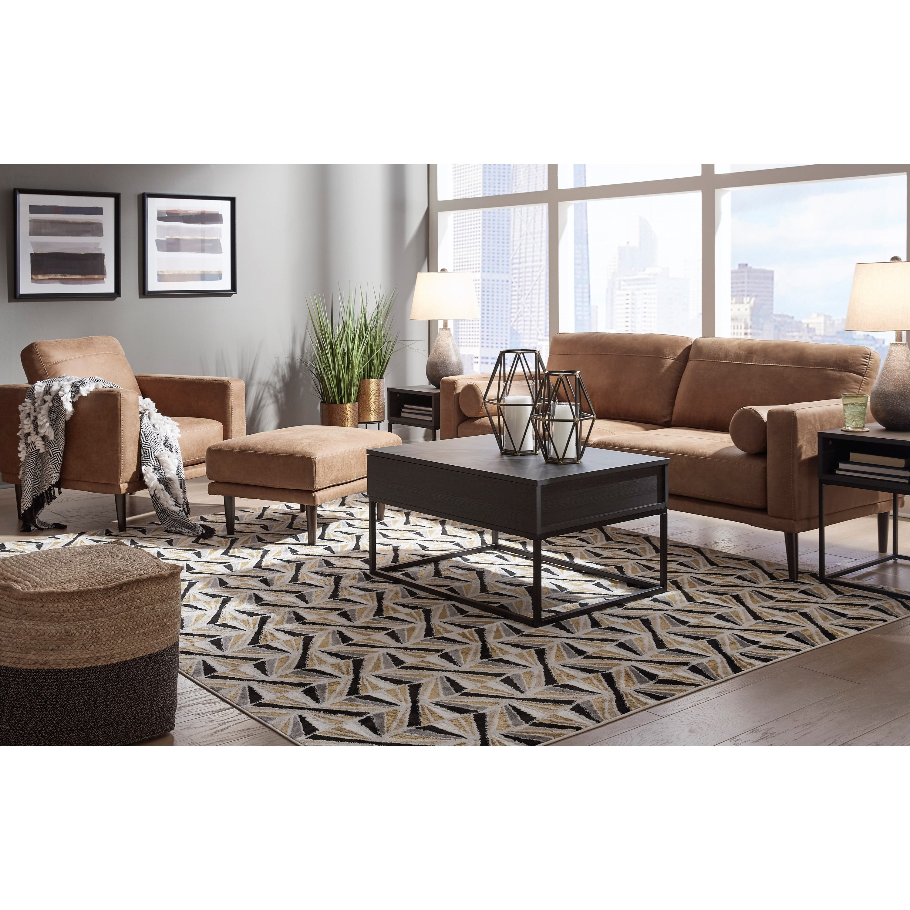Arroyo Living Room Group by Signature Design by Ashley at Smart Buy Furniture