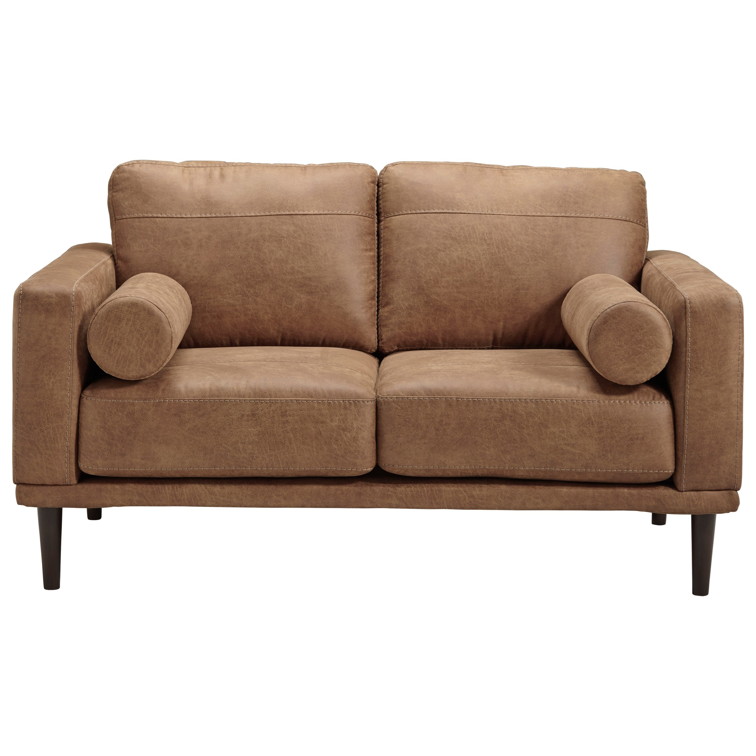 Arroyo RTA Loveseat by Signature Design at Fisher Home Furnishings